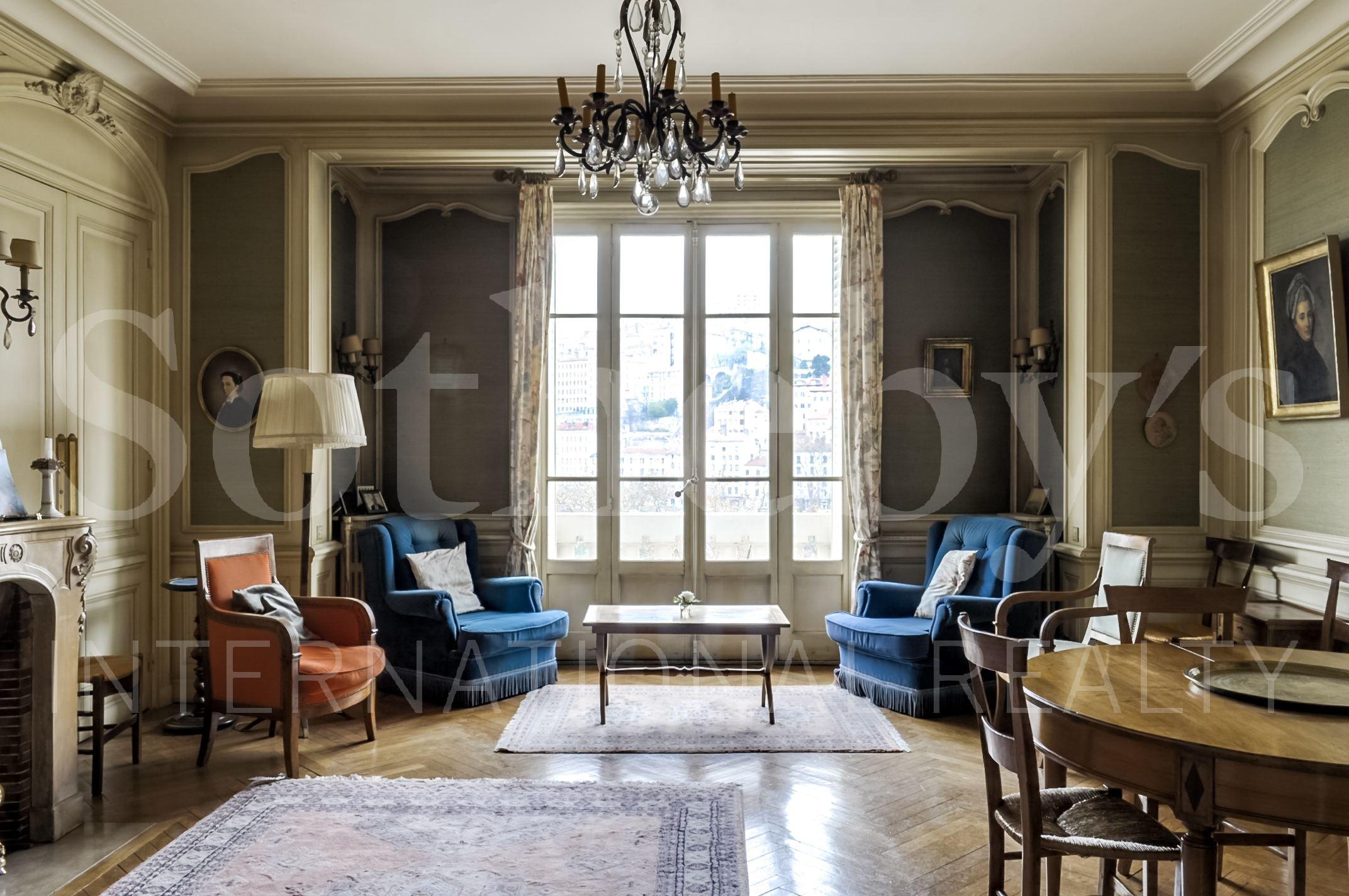 sales property at LYON 6 ème- METRO FOCH