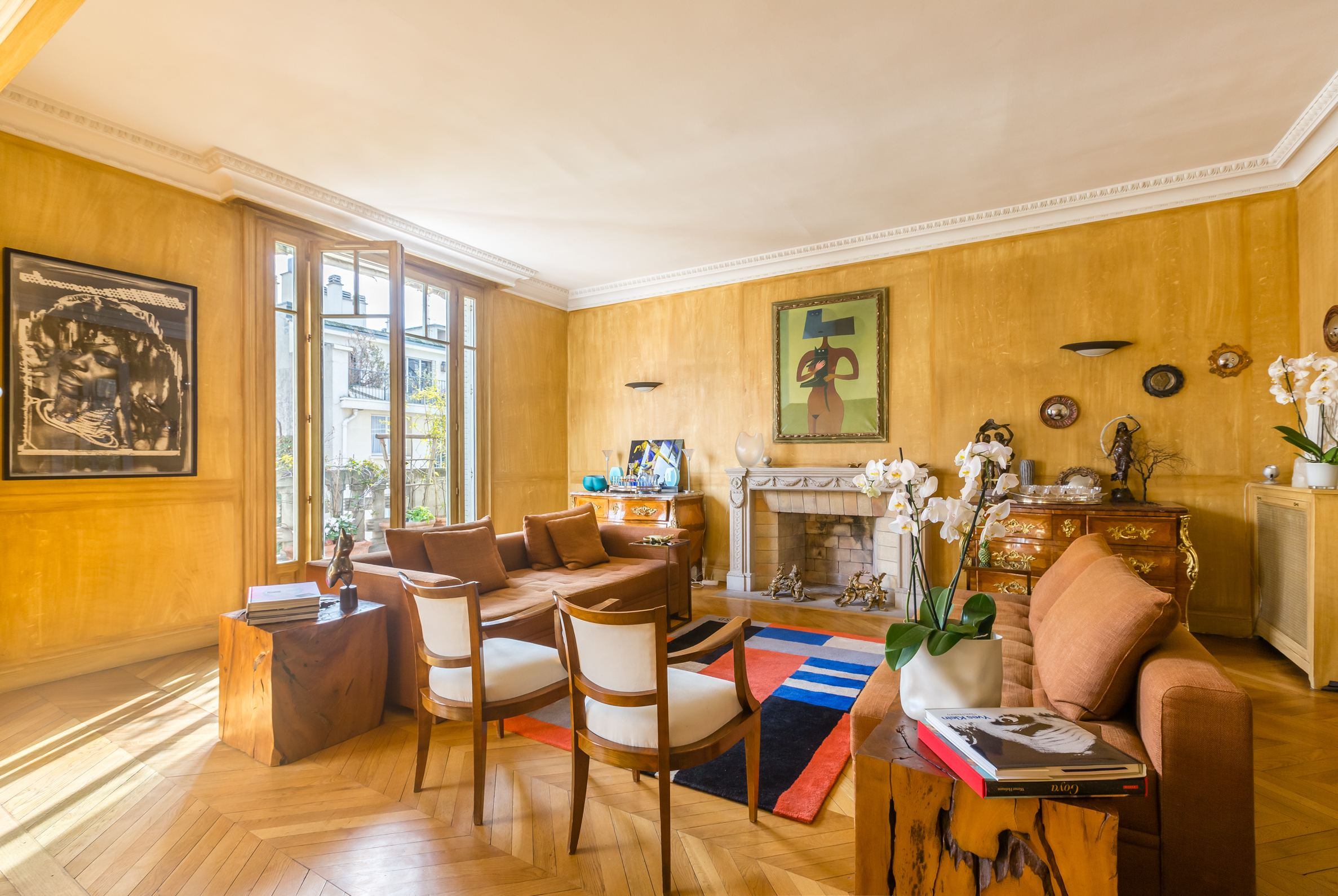 sales property at Golden Triangle reception apartment