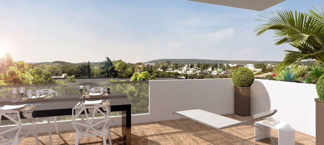 Apartment for Sale at Beautiful apartment at the foot of Pic-Saint-Loup Other Languedoc-Roussillon, Languedoc-Roussillon 34980 France