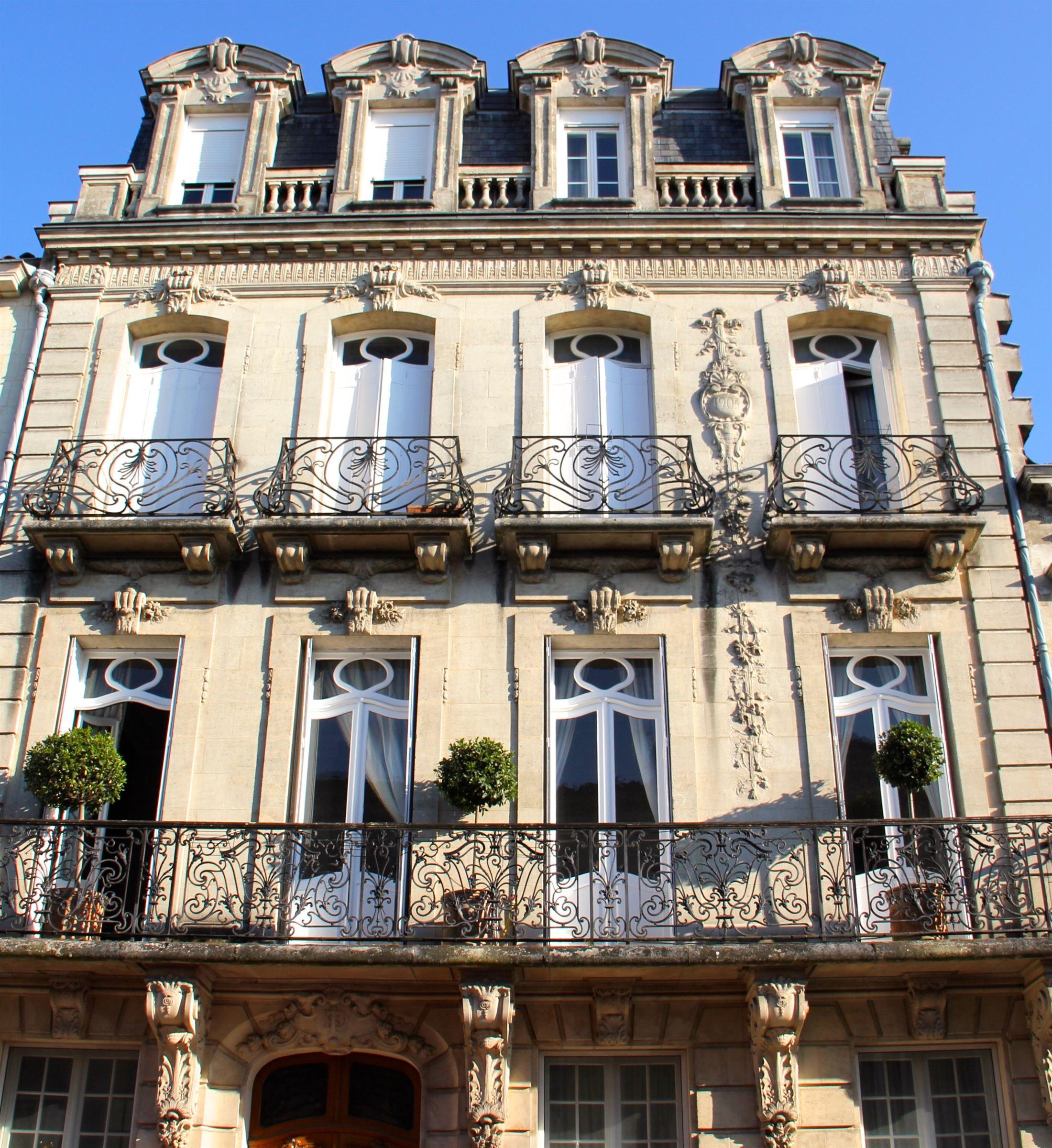Maison unifamiliale pour l Vente à Mansion Bordeaux, Aquitaine 33000 France