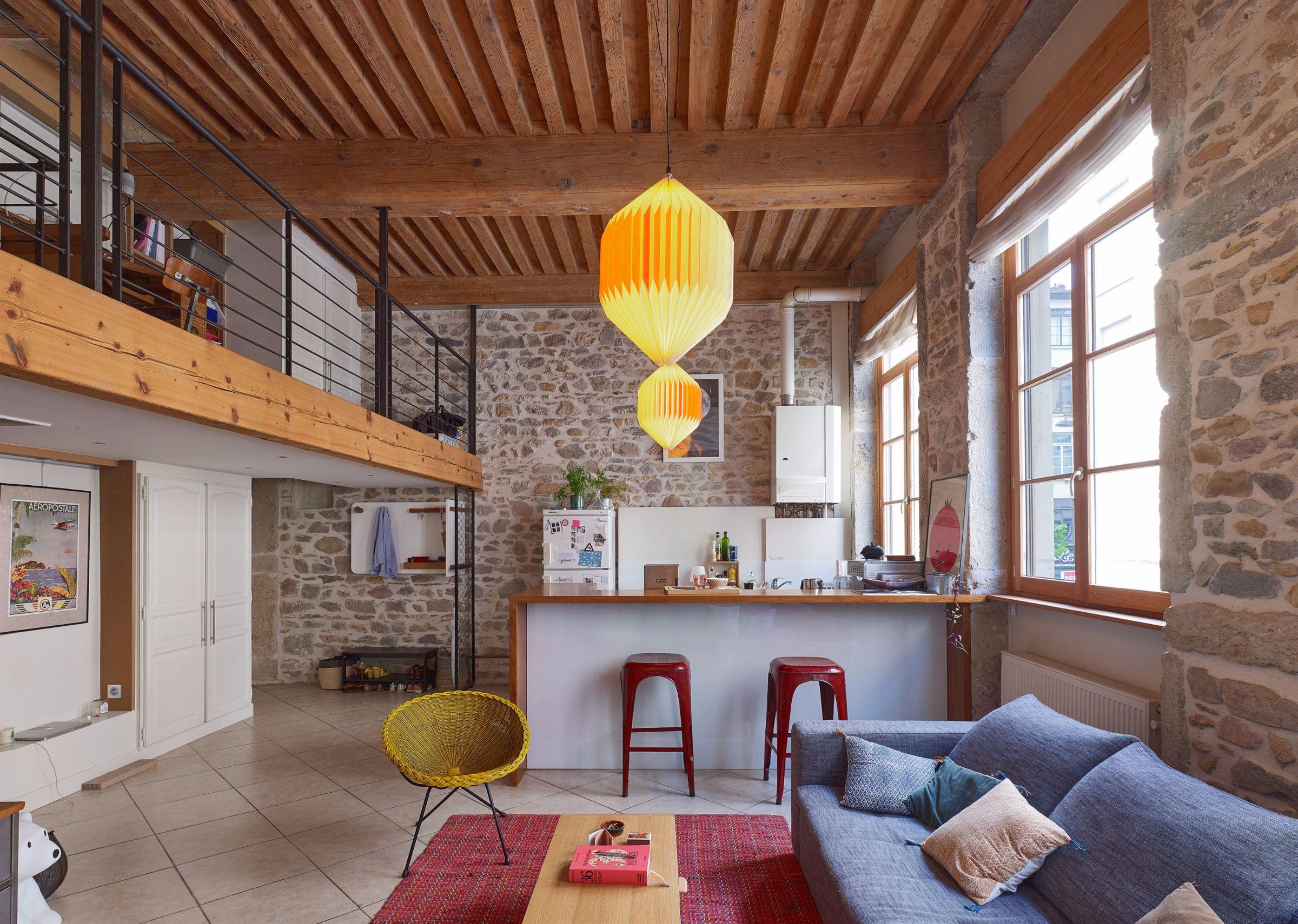 Appartement pour l Vente à LYON 4 EME CROIX-ROUSSE Lyon, Rhone-Alpes, 69004 France
