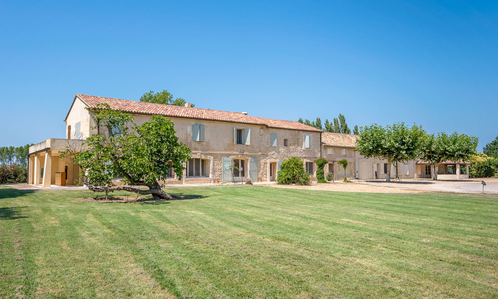Property For Sale at A single domain in the heart of the Camargue.....