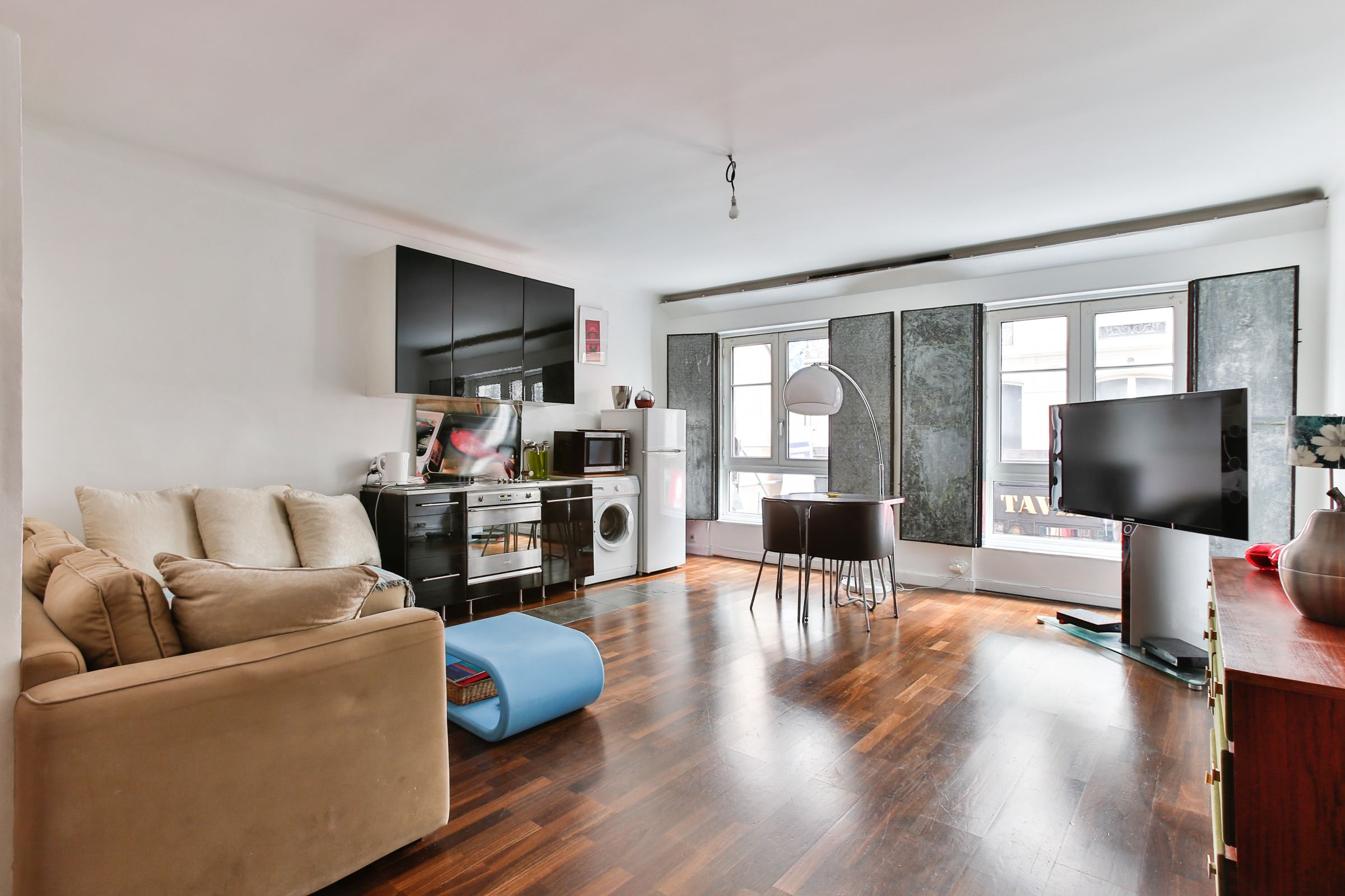 Property For Sale at Paris 1st - Châtelet. Apartment. Refurbished.
