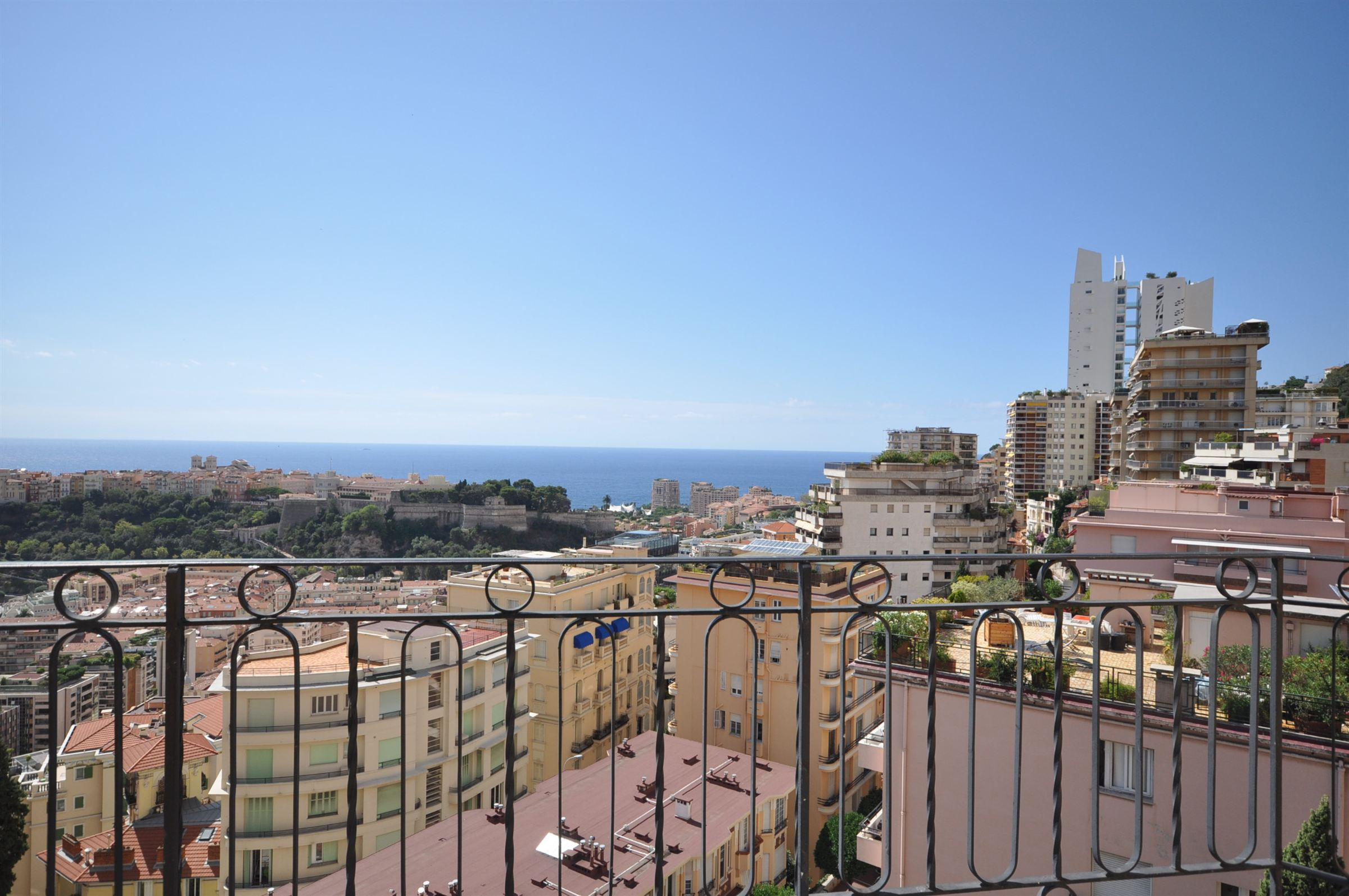 Duplex for Sale at Superb renovated Duplex, panoramic views Other Monaco, Other Areas In Monaco, 98000 Monaco