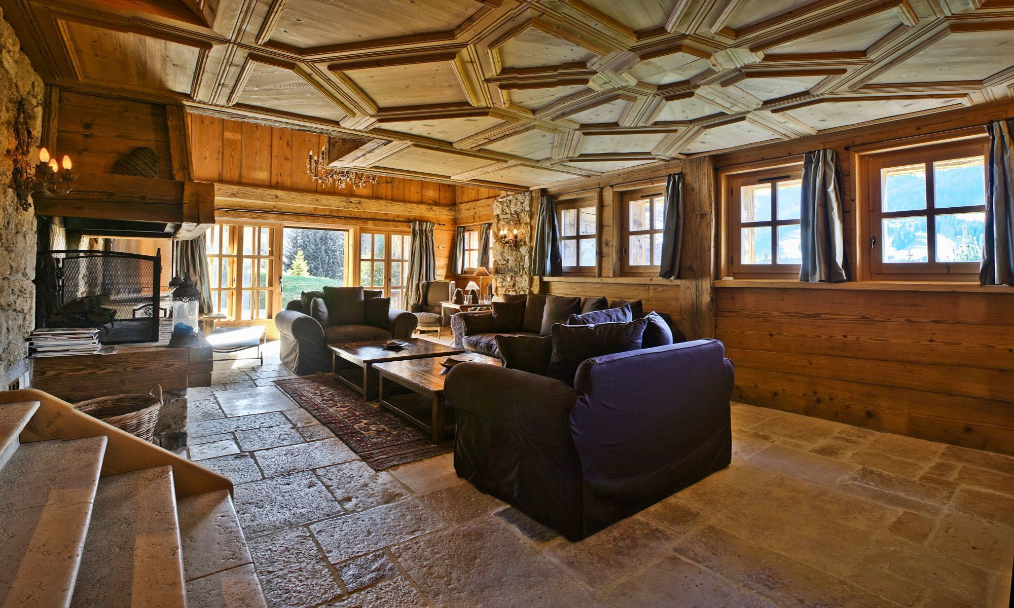 Casa Unifamiliar por un Venta en Megève Mont d'Arbois Chalet Opale Megeve, Ródano-Alpes, 74120 Francia