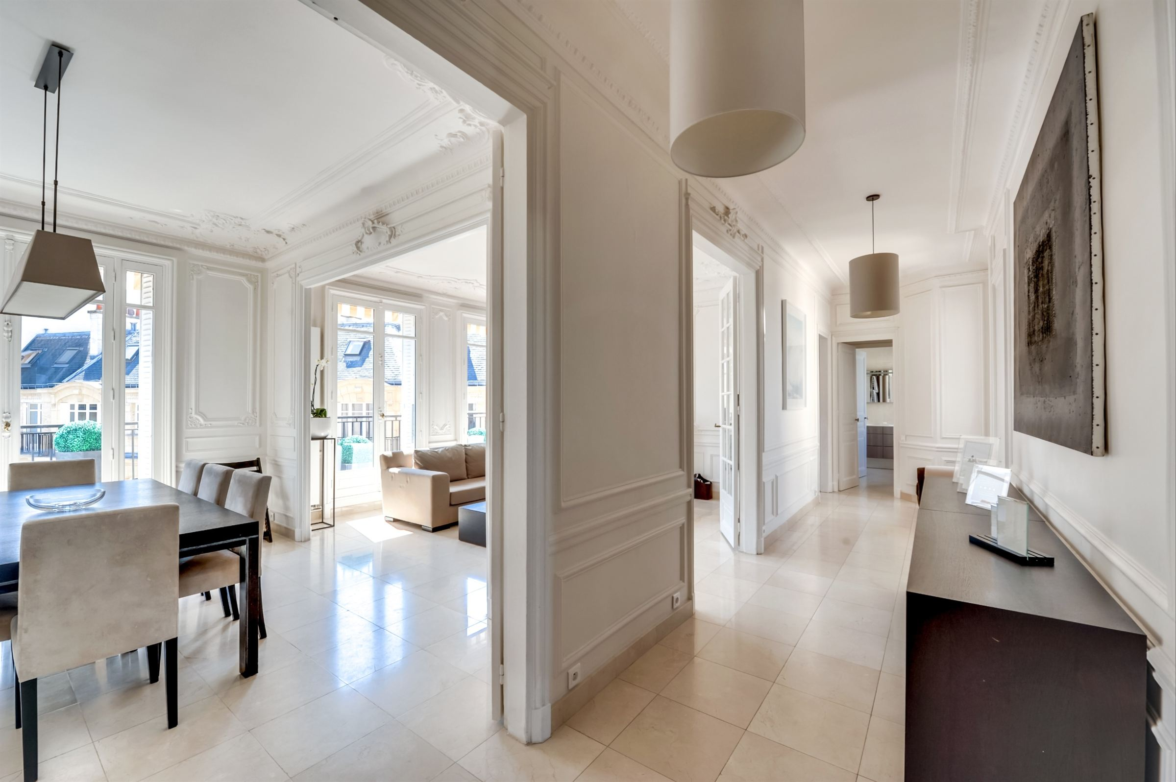 sales property at On sale superb apartment in Paris 16 - Victor Hugo