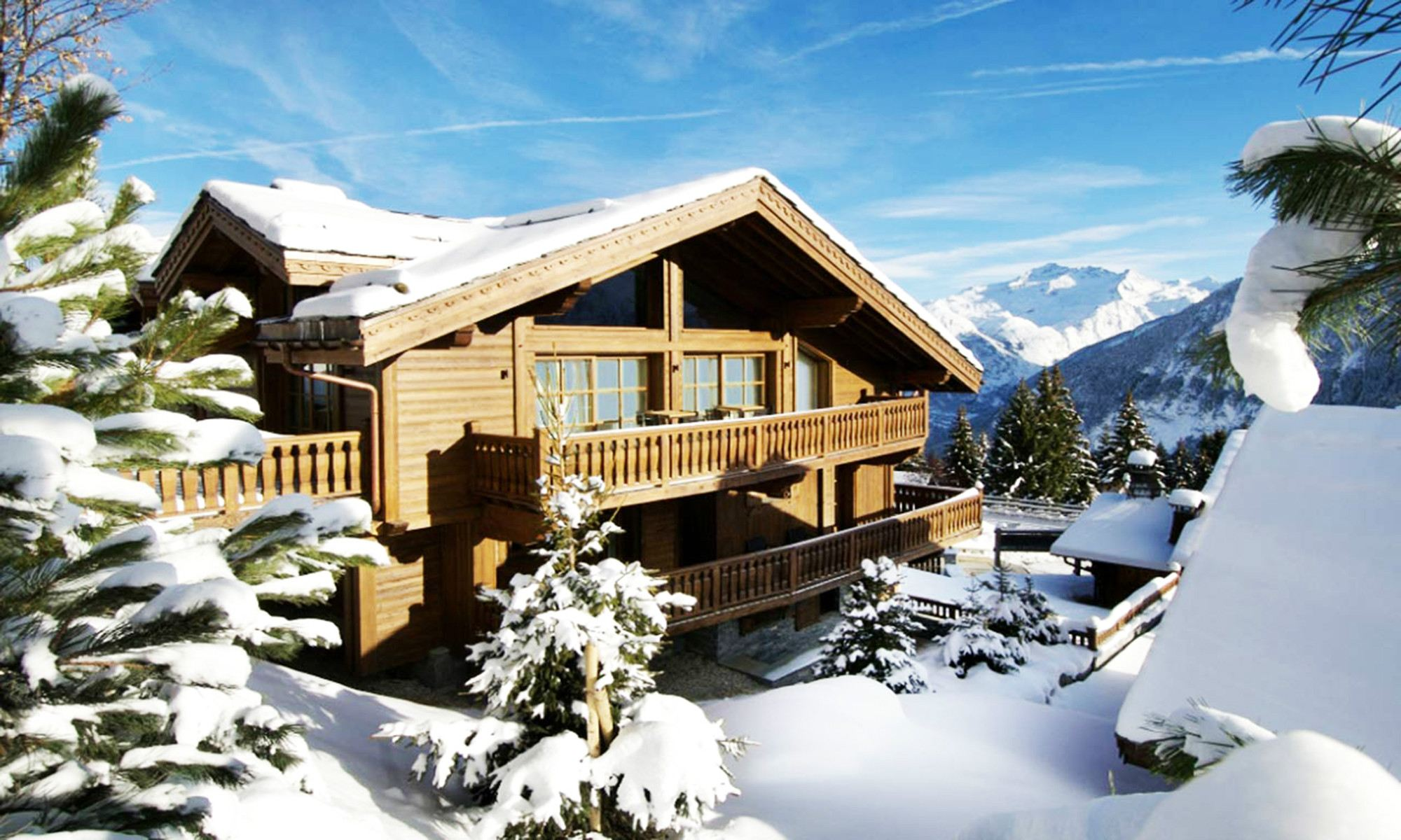 Property Of Chalet for rent Courchevel 1850 Jewel