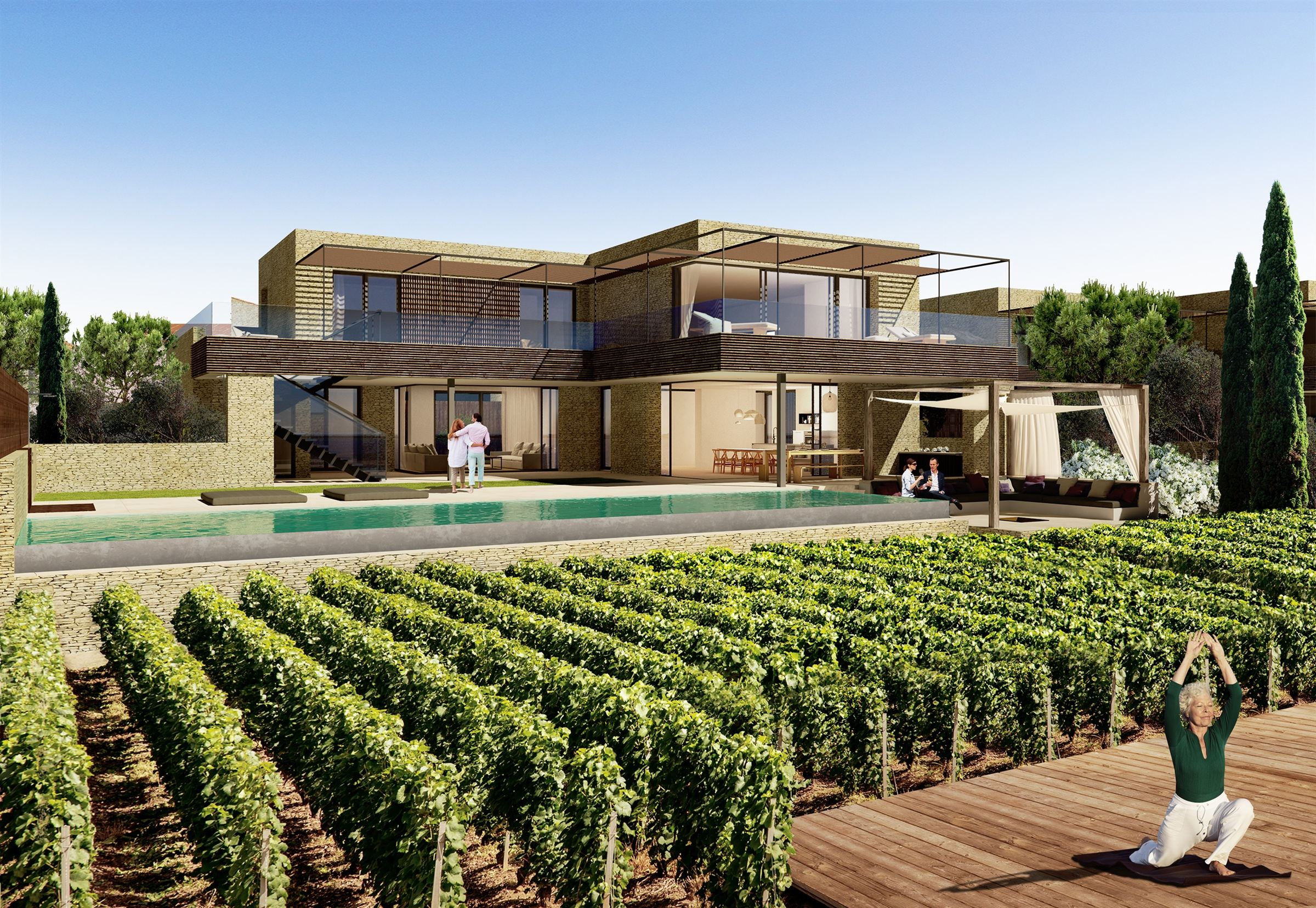 一戸建て のために 売買 アット EXCEPTIONAL SEA FRONT VILLA Marseillan, ラングドック=ルション, 34340 フランス