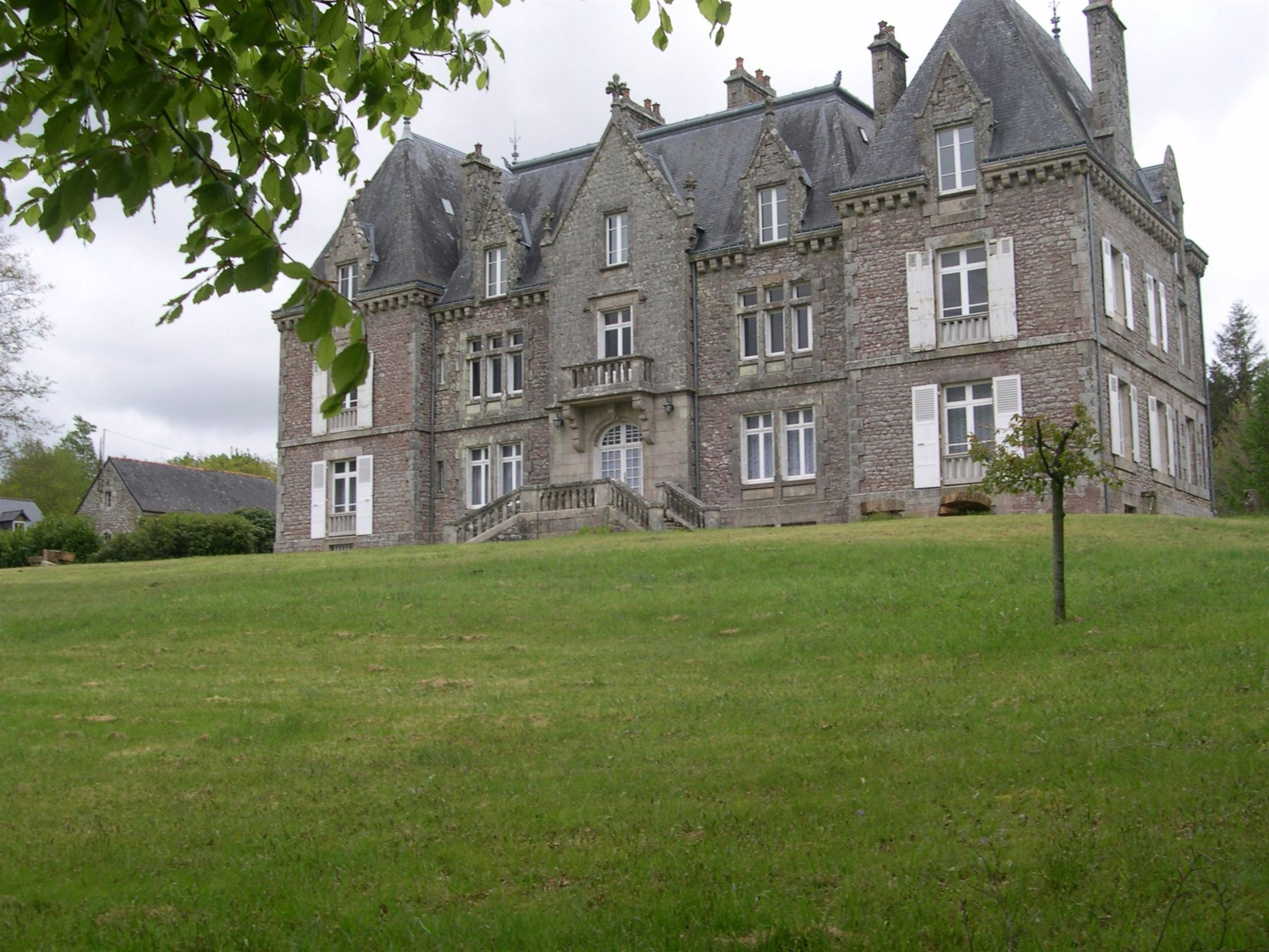 sales property at Castle