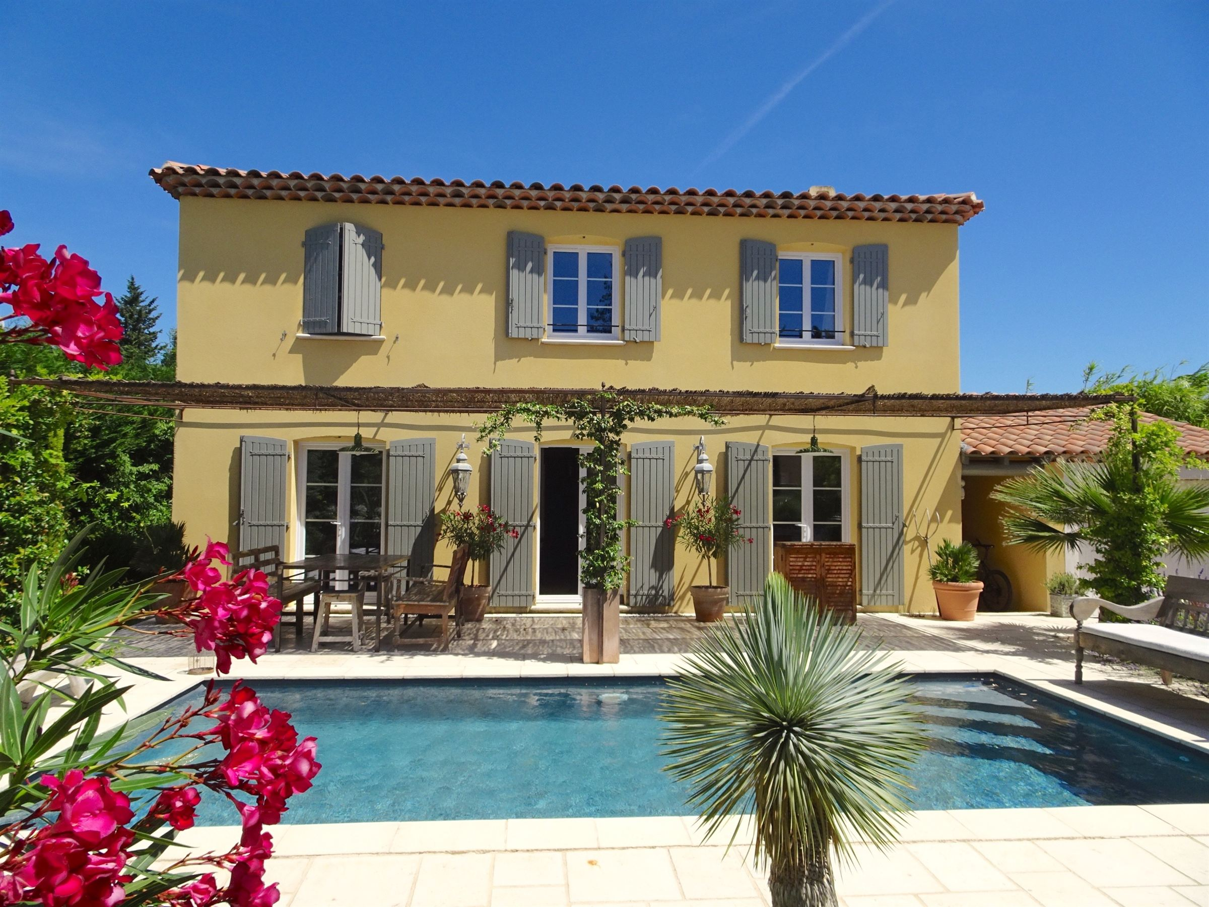 """sales property at RECENT """"BASTIDE"""" WALKING DISTANCE FROM ST REMY DE PROVENCE CENTRE"""