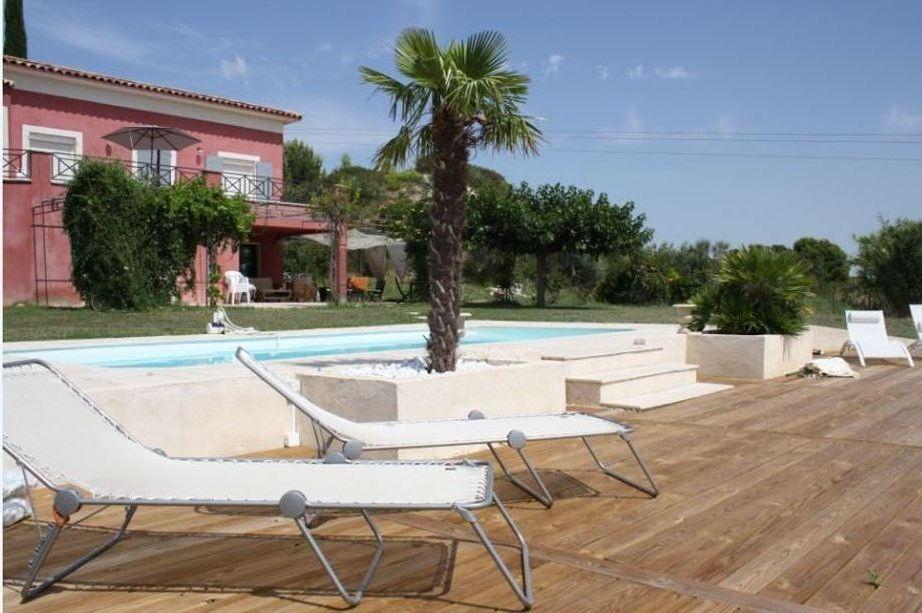 단독 가정 주택 용 매매 에 Terrain constructible et maison d'architecte surplombant Aix Other Provence-Alpes-Cote D'Azur, 프로벤스 앞ㄹ프스 코테 D'Azur, 13090 프랑스