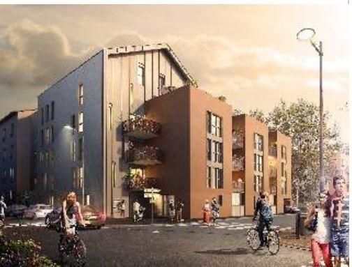 sales property at 69600 OULLINS, à deux pas de LYON, métro B, 3 pièces avec grand balcon