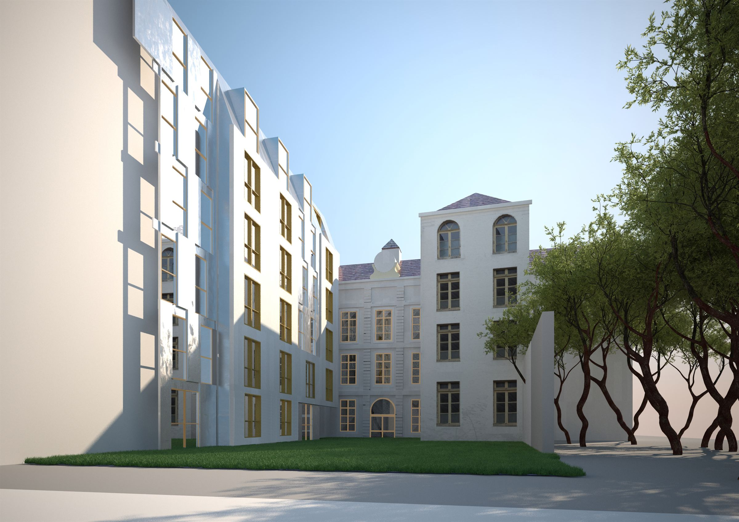 sales property at LILLE Town Centre, managed Residence, Furnished Studios and 1-bedroom flats