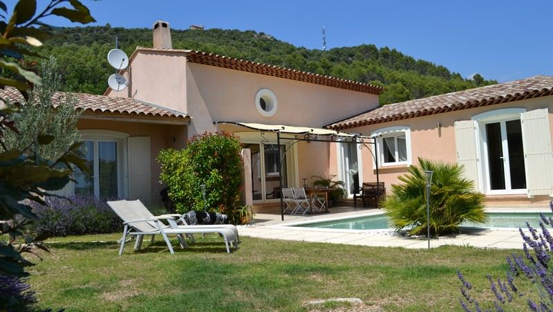 Single Family Home for Sale at NEW VILLA WITH PANORAMIC VIEWS Salernes, Provence-Alpes-Cote D'Azur, 83690 France
