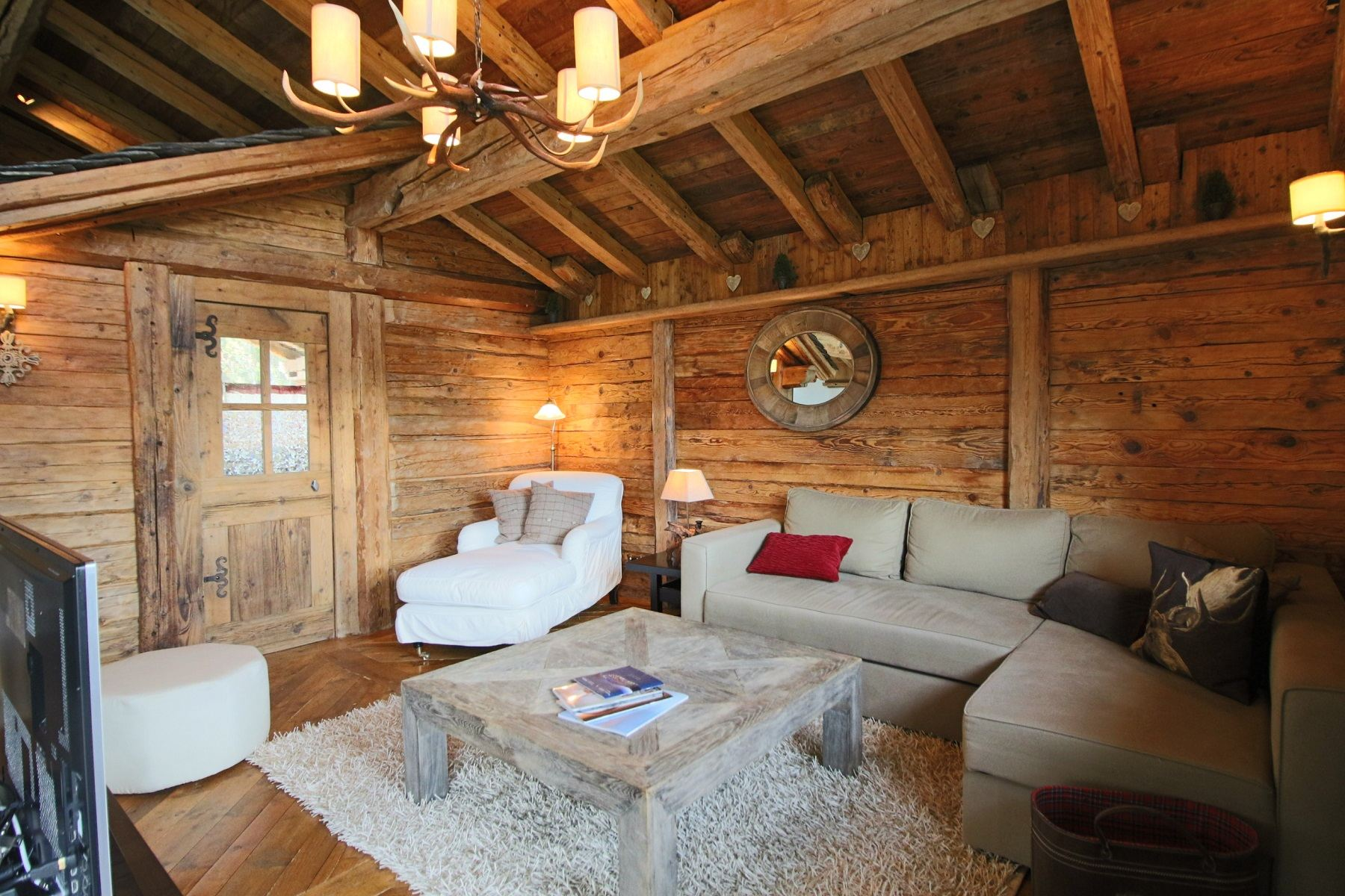 Property Of Courchevel Chalet for rent Les Fées
