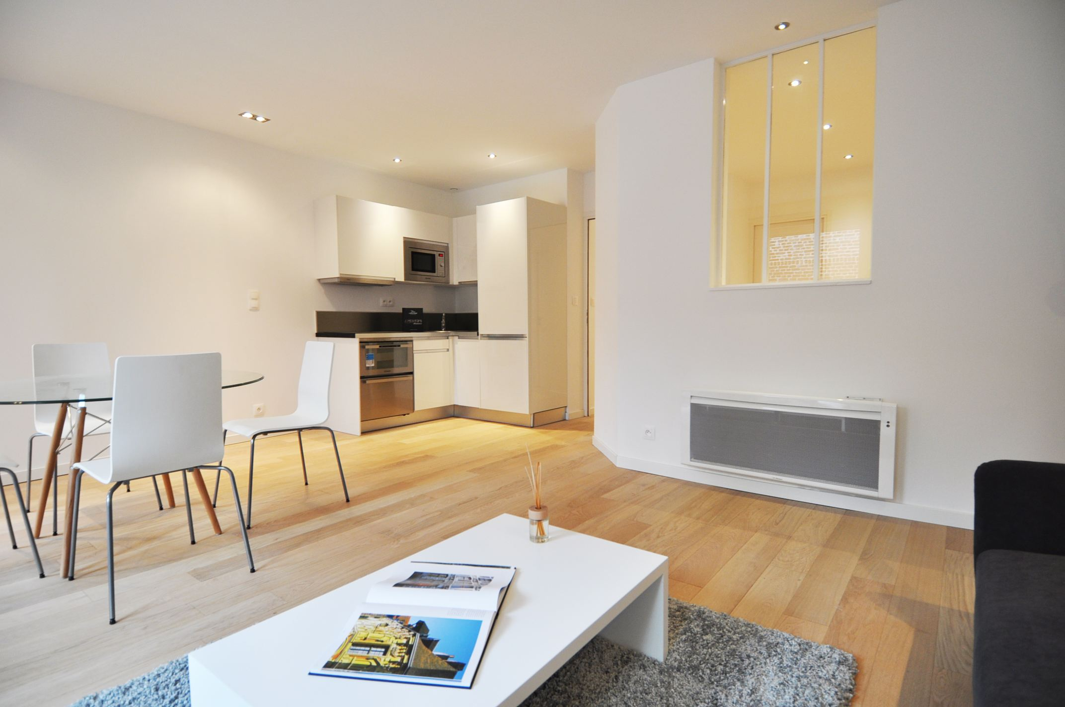 Property For Sale at LILLE Vauban, renovated apartment of 84m², 3 Ch.