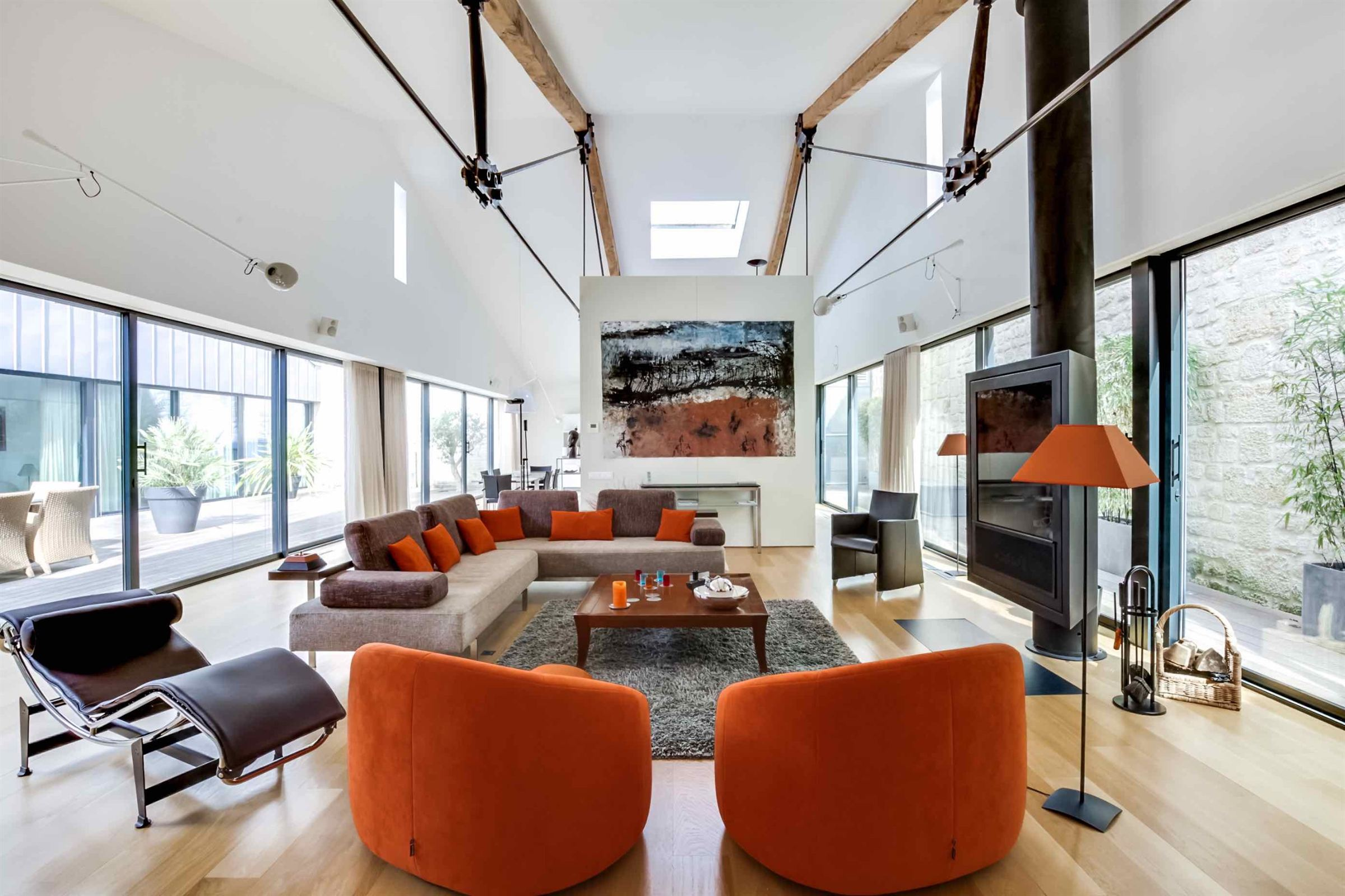 sales property at BORDEAUX CENTER- STUNNING LOFT WITH TERRACES, PARKING SPACES AND ELEVATOR
