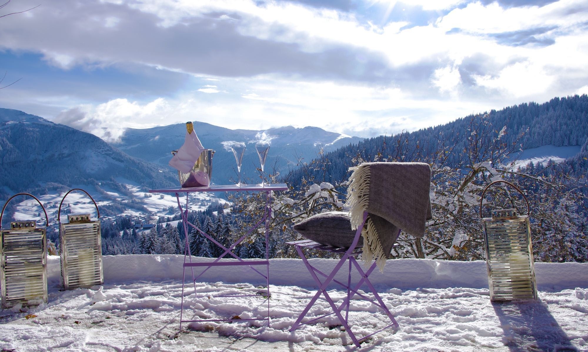 Property For Sale at Jaillet Megève Prestigious Chalet Alta