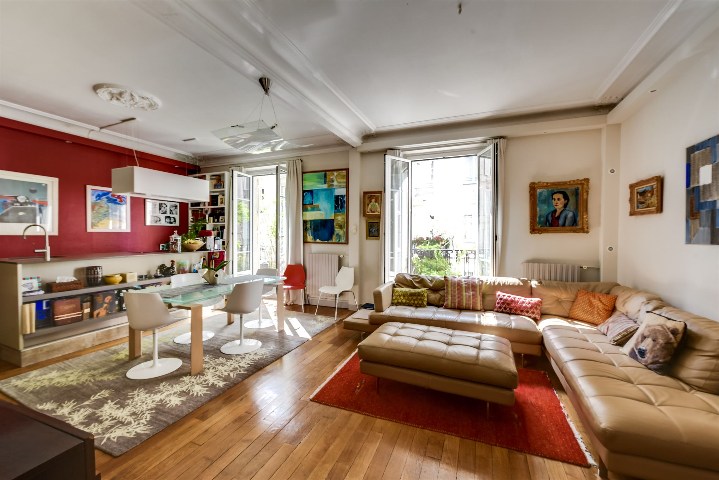 sales property at A 86 sq.m apartment for sale, Neuilly - Longchamp, 3 bedrooms