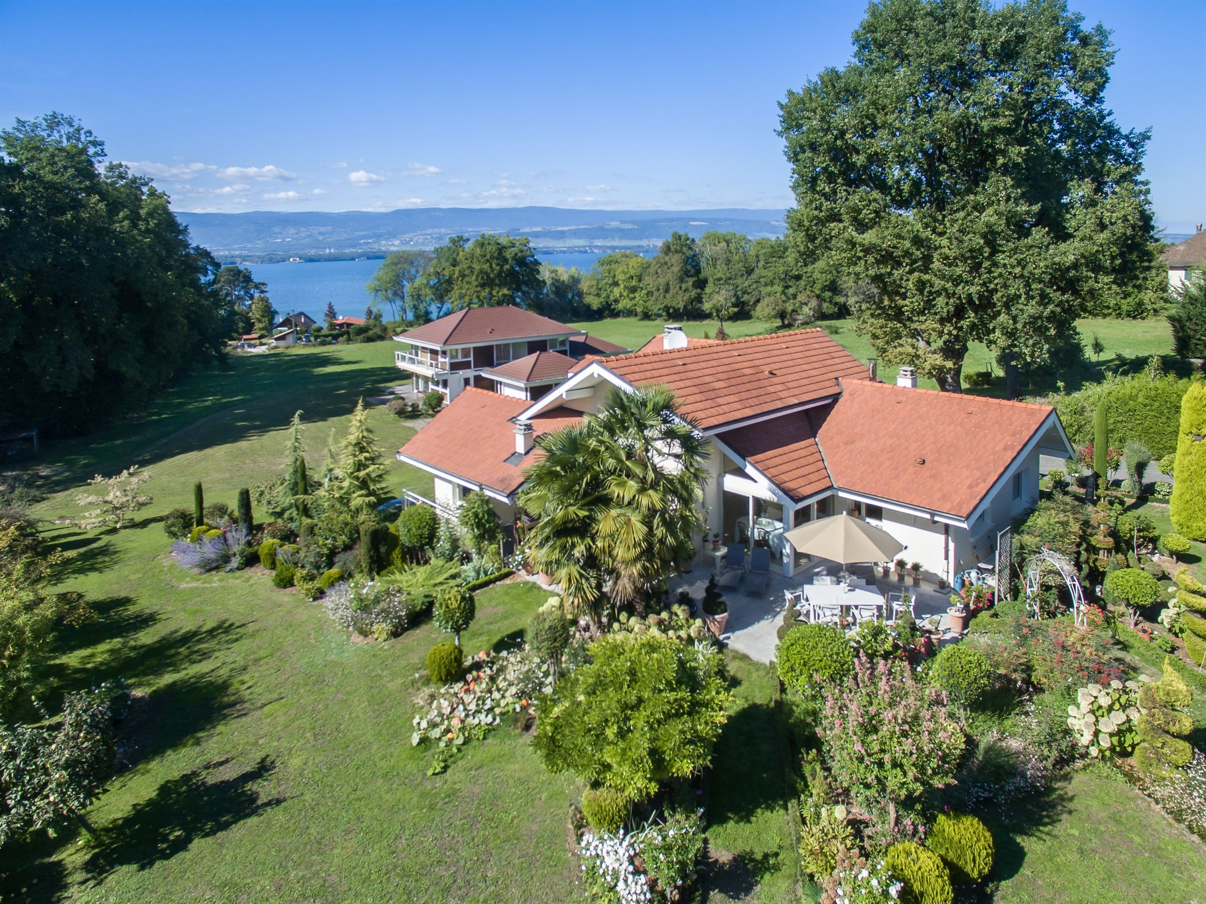 Single Family Home for Sale at Yvoire : Villa nice lake view Yvoire, Haute Savoie 74140 France