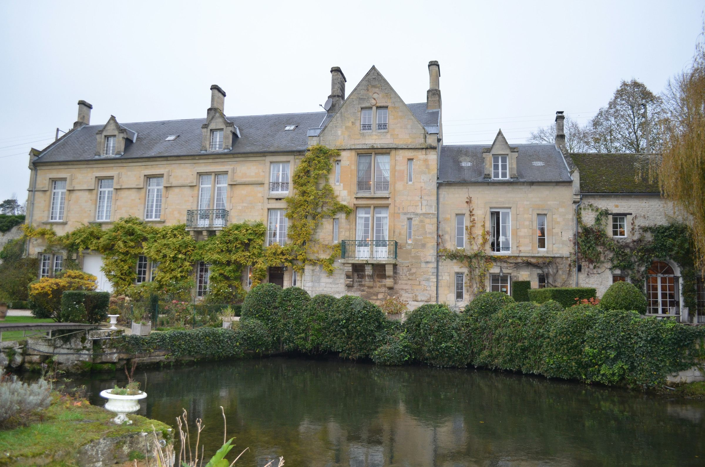 Property For Sale at CHANTILLY, Great Property 1 hour from Paris