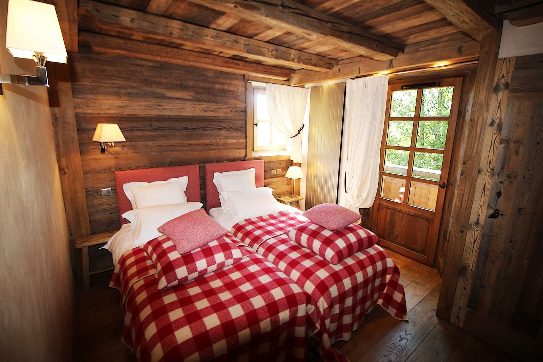 Property Of Megève Exclusive Chalet Bellevue