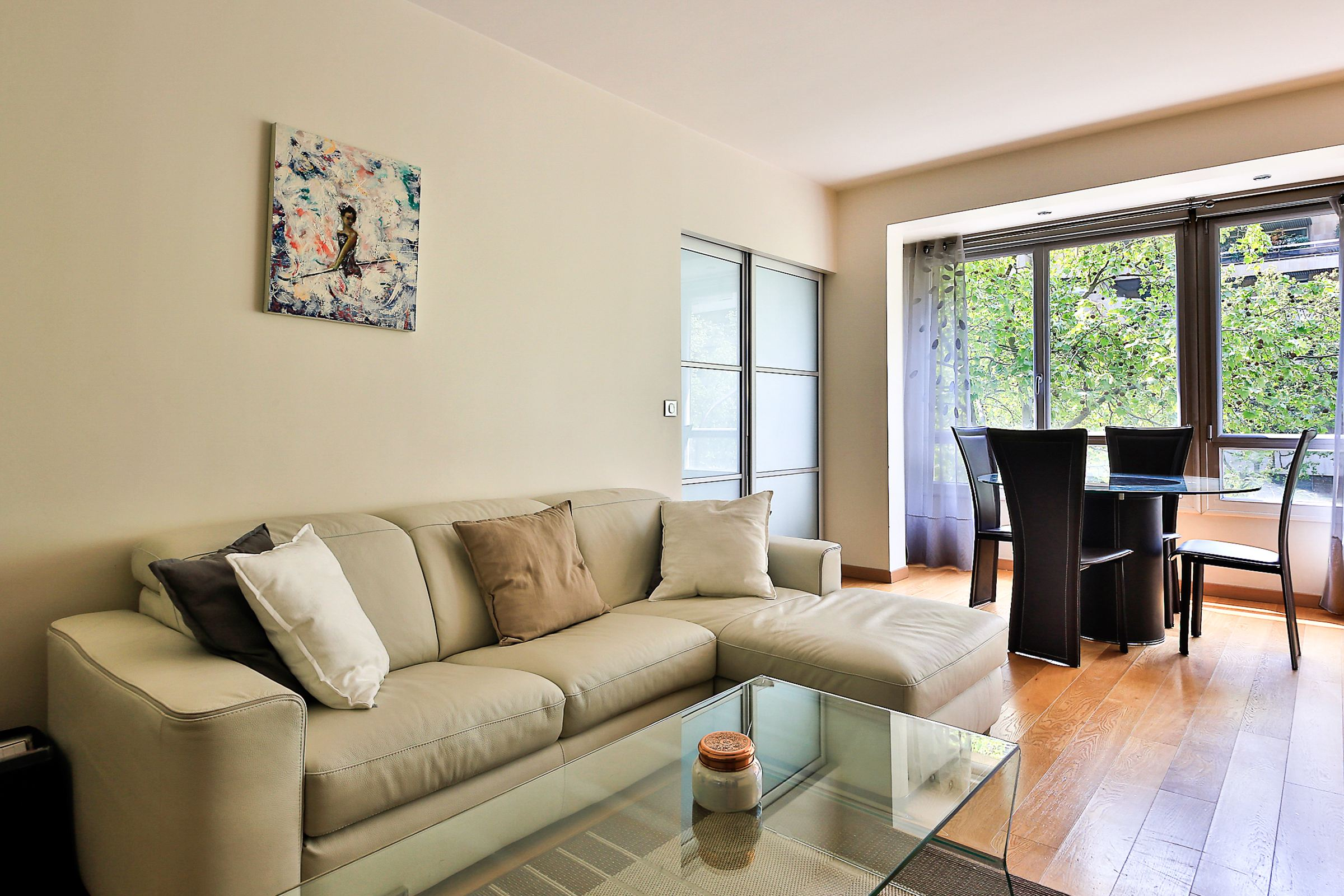 Квартира для того Продажа на Paris 16 - Michel-Ange. Sole Agent. 76 sq.m, bright, very good layout Paris, Париж 75016 Франция