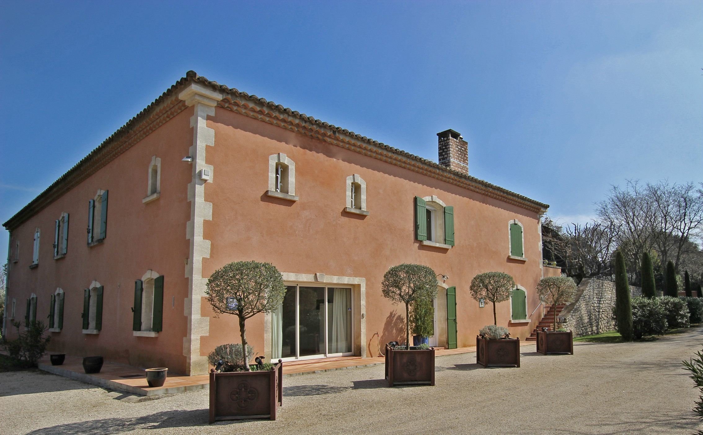 Single Family Home for Sale at Property located within 5 mn drive from the village center Other Provence-Alpes-Cote D'Azur, Provence-Alpes-Cote D'Azur, 13210 France