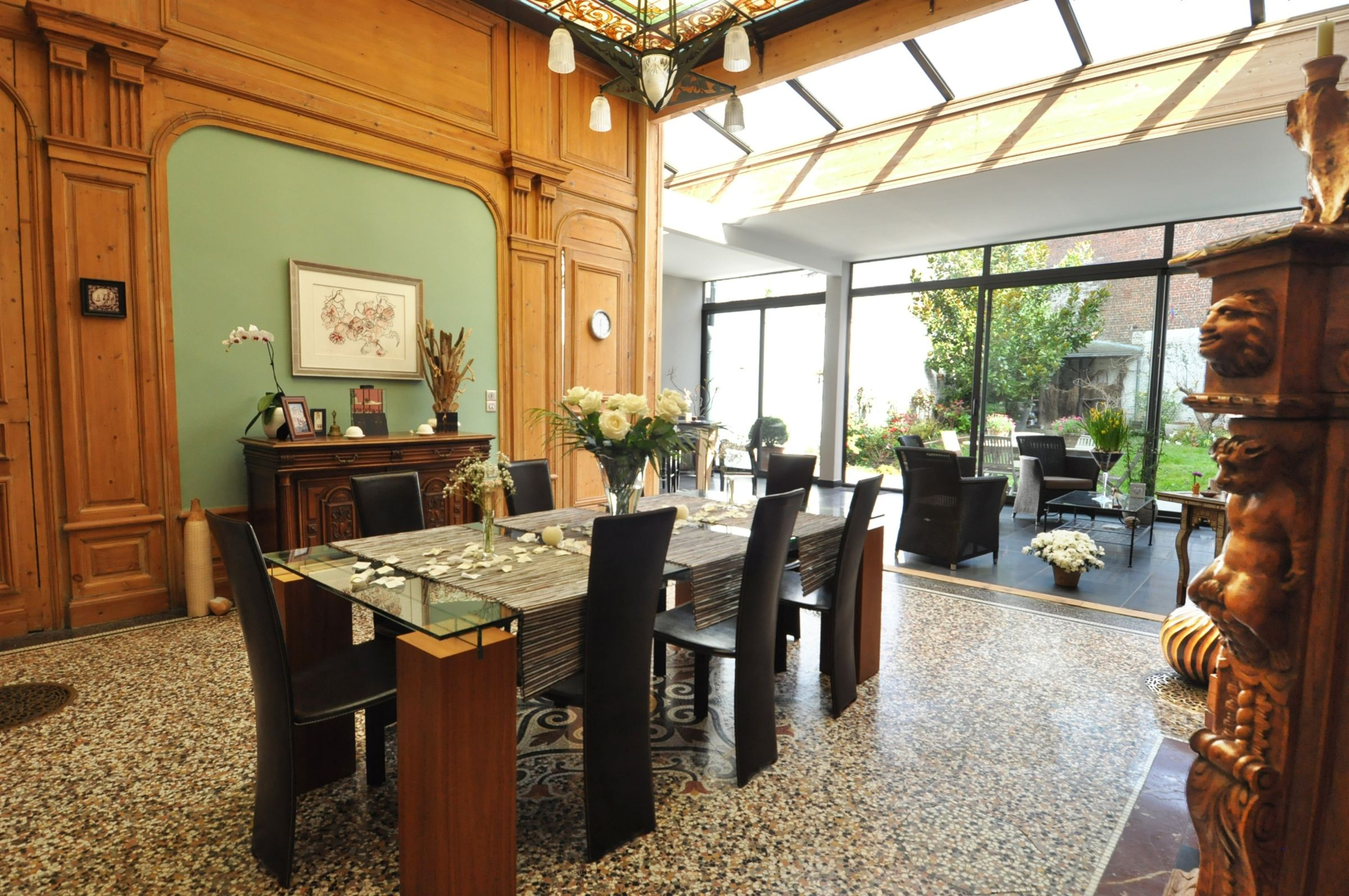 Property For Sale at Lille near Porte de Paris, Wonderful Family House 408 m2 hab. 9 bedrooms