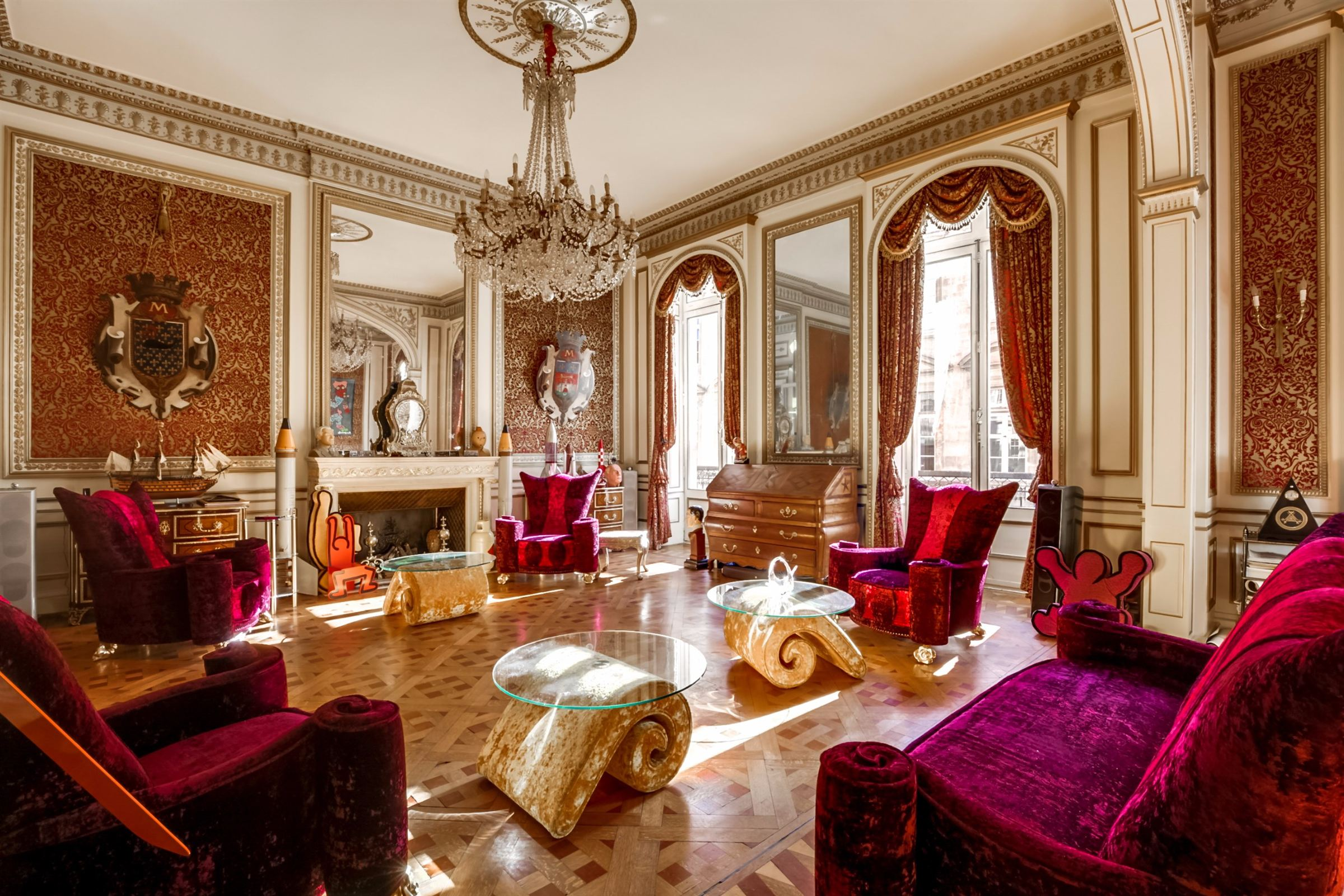 sales property at BORDEAUX - GOLDEN TRIANGLE - ULTRA LUXURY APARTMENT NEXT TO THE GRAND THEATER
