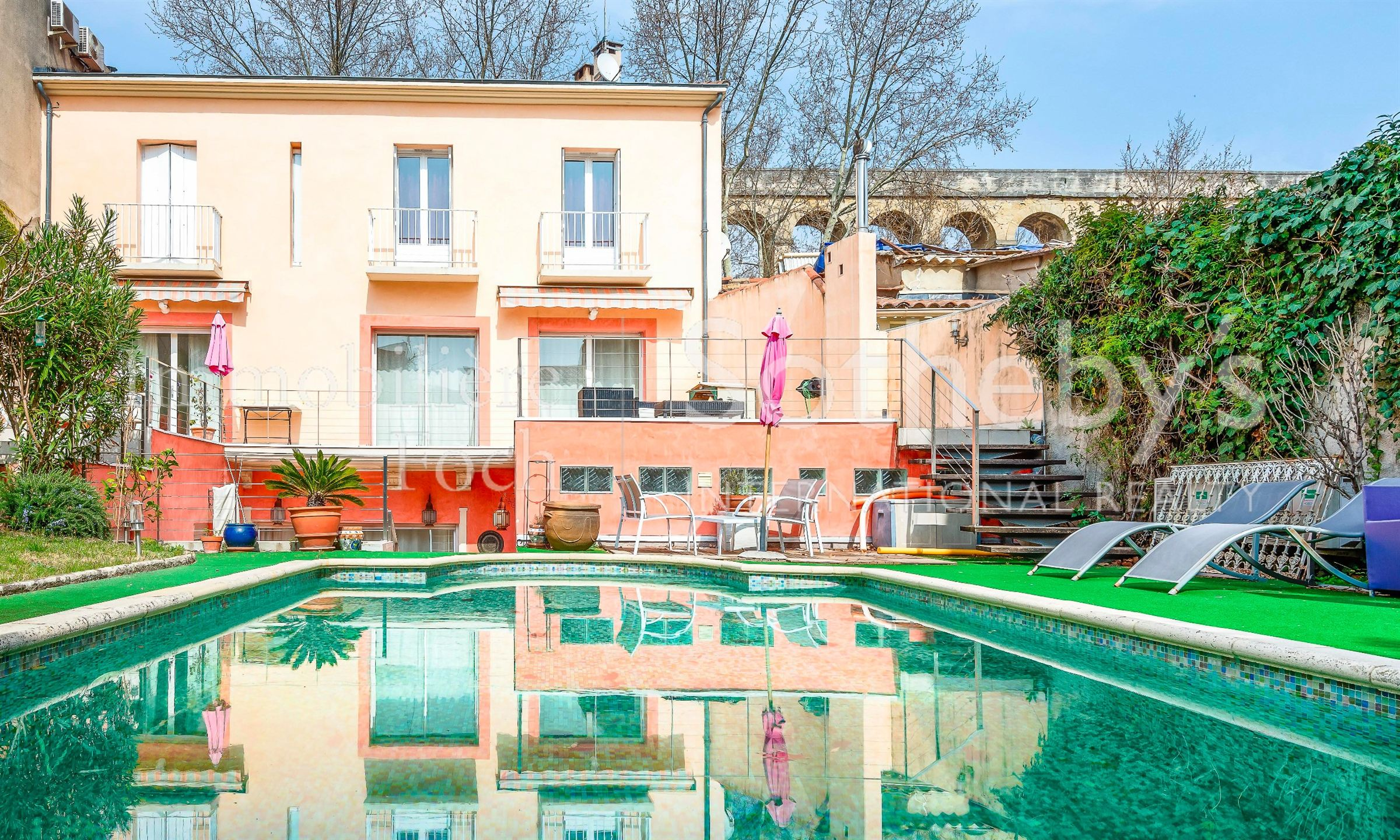 sales property at BEAUTIFUL PROPERTY IN THE HEART OF MONTPELLIER