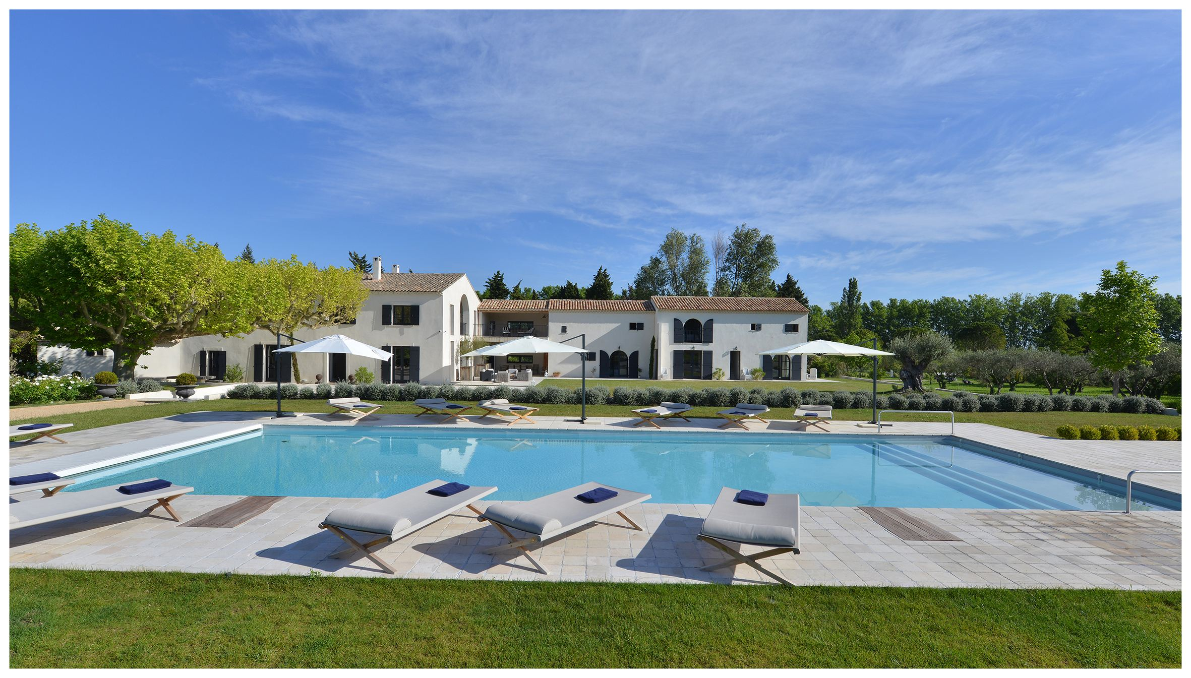 sales property at Exceptional property in Saint Rémy de Provence