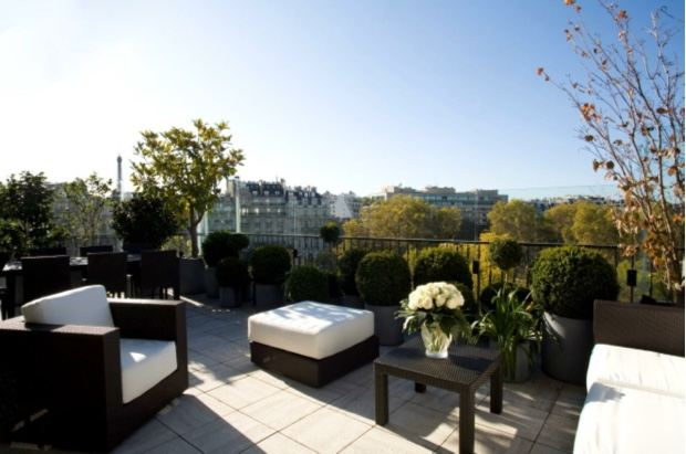 sales property at Avenue Foch