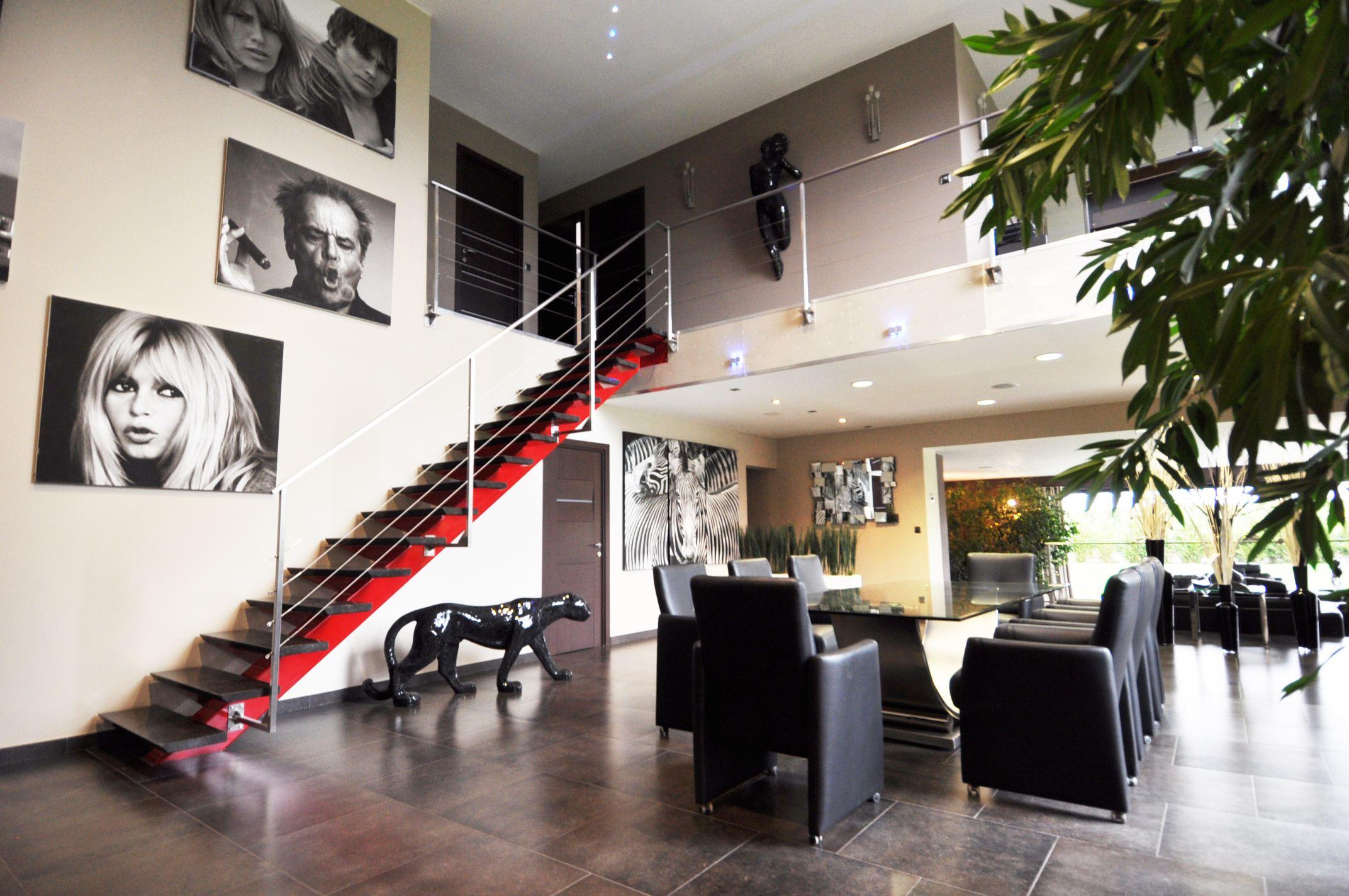 Single Family Home for Sale at NEAR SAINT-AMAND, 385sqm Stunning contemporary Villa Other Nord Pas De Calais, Nord Pas De Calais, 59230 France