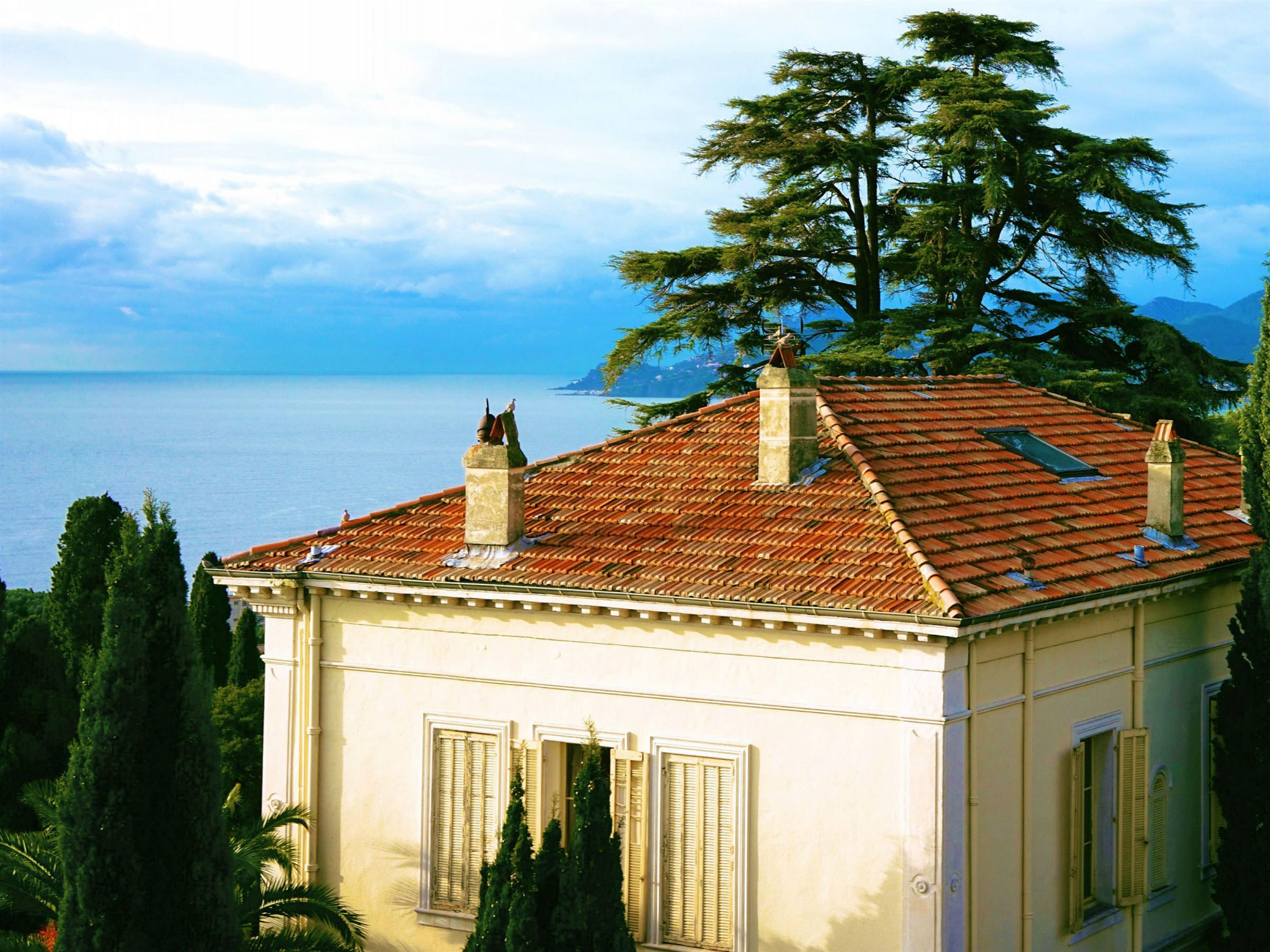 Casa Unifamiliar por un Venta en Cannes - Authentic property - Panoramic sea view Cannes, Provincia - Alpes - Costa Azul 06400 Francia