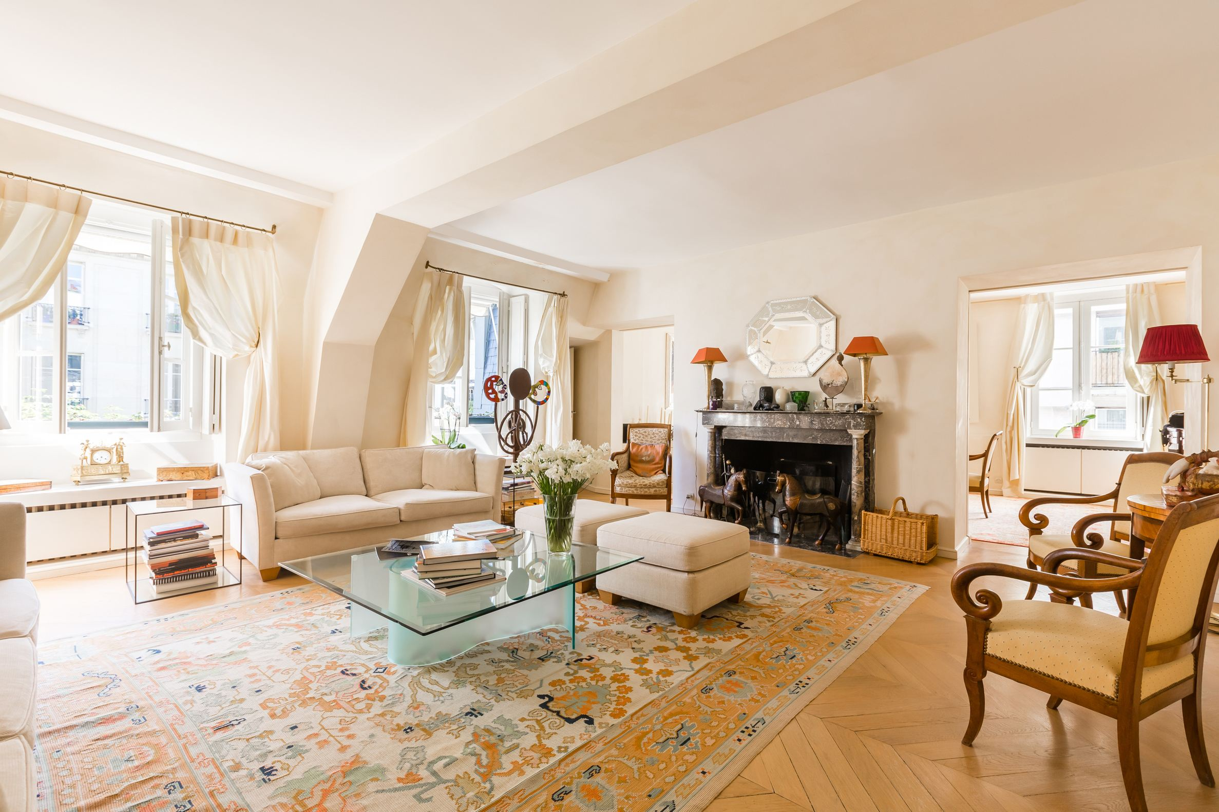 sales property at Charmant duplex  Faubourg Saint-Germain