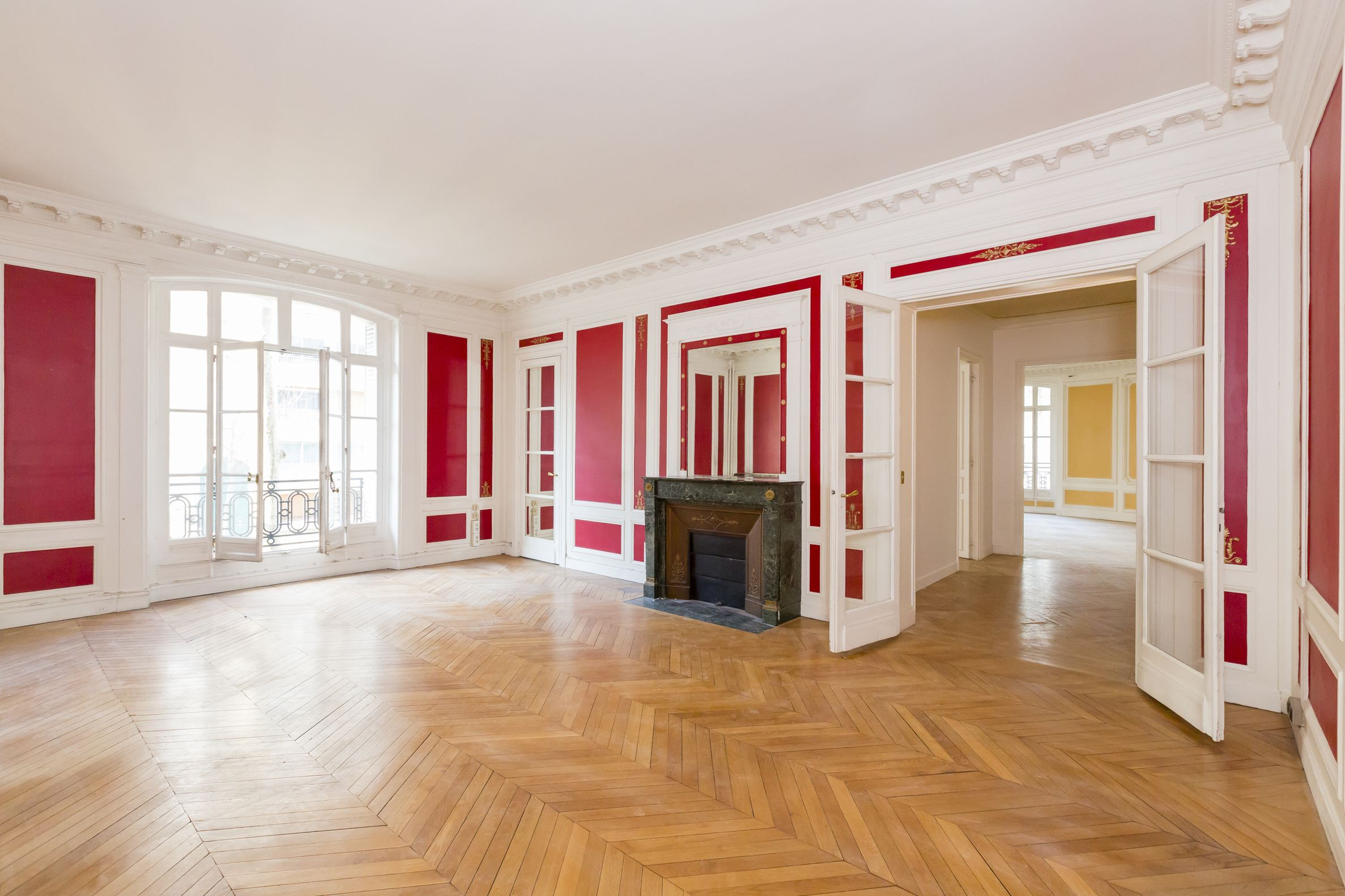 sales property at Malesherbes