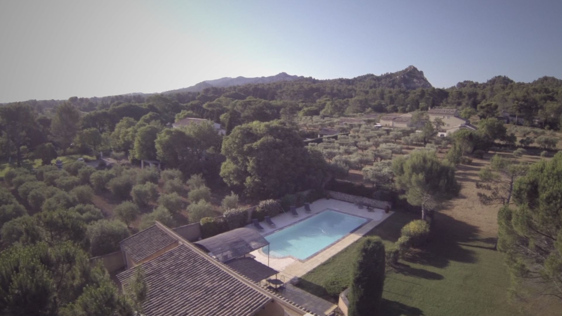 rentals property at Property located 5 minutes from the center of Saint Remy de Provence