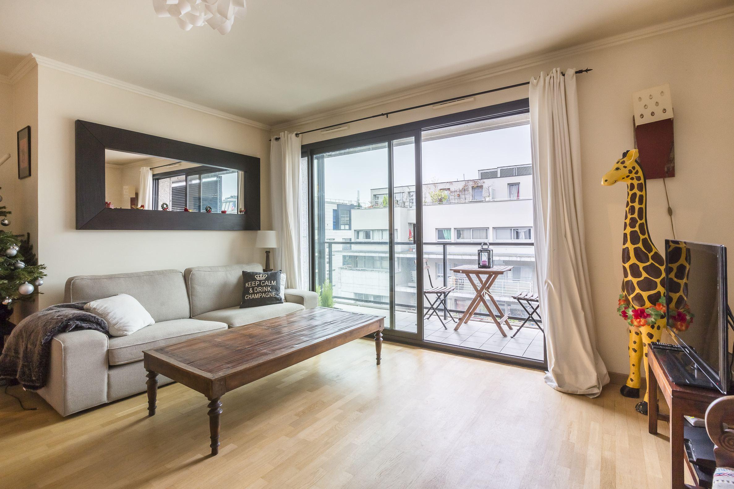 Appartement pour l Vente à Dupleix Paris, Paris 75015 France