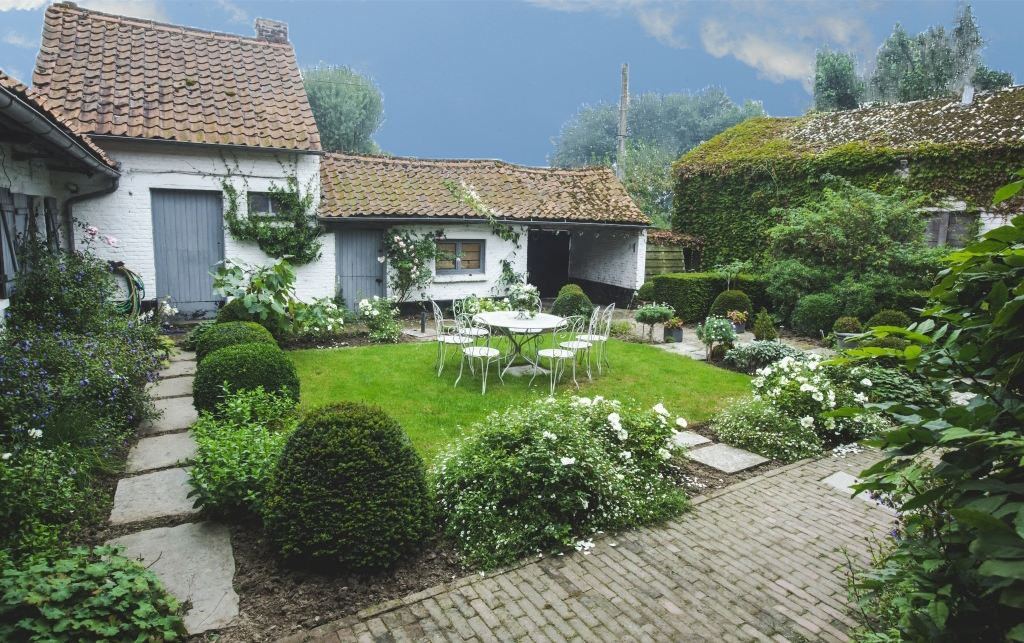 Property For Sale at NORTH COUNTRY LILLE, charming farmhouse of 230 sqm. on a 2000 sqm plot