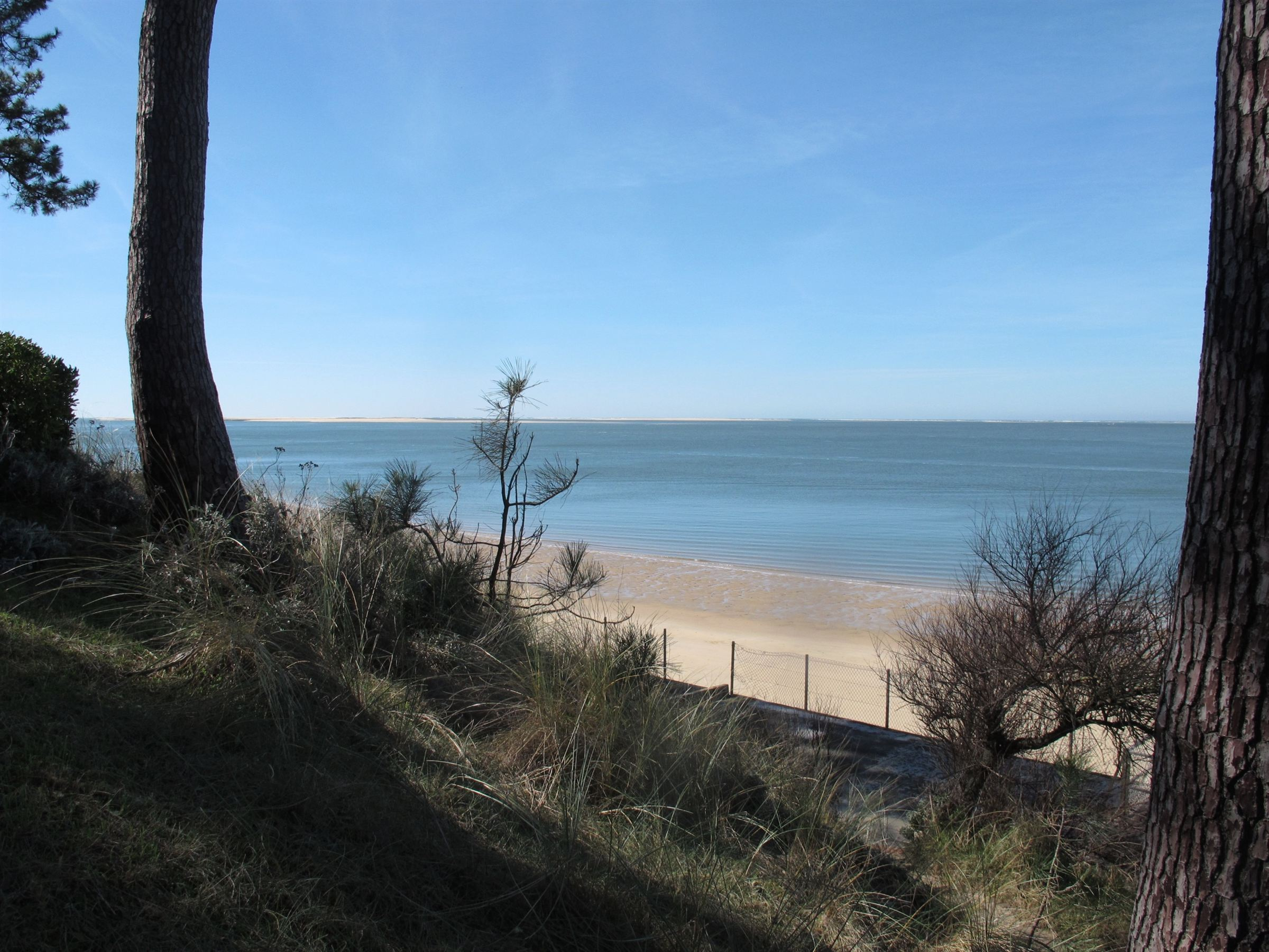 Property For Sale at ARCACHON BAY - PYLA - FRONT LINE SUMMER HOUSE