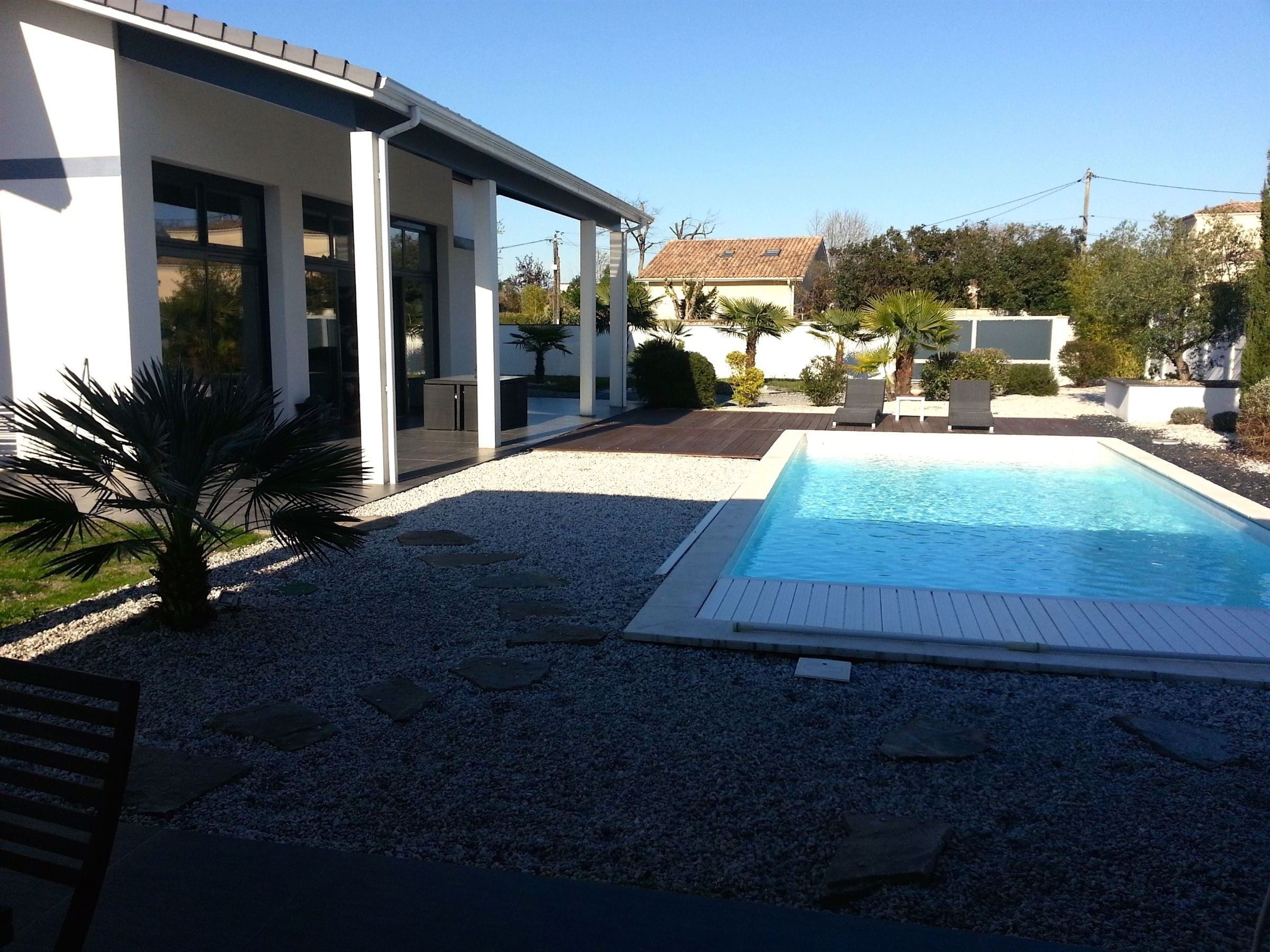 Property For Sale at PESSAC - CONTEMPORARY HOME BY THE PESSAC GOLF COURSE