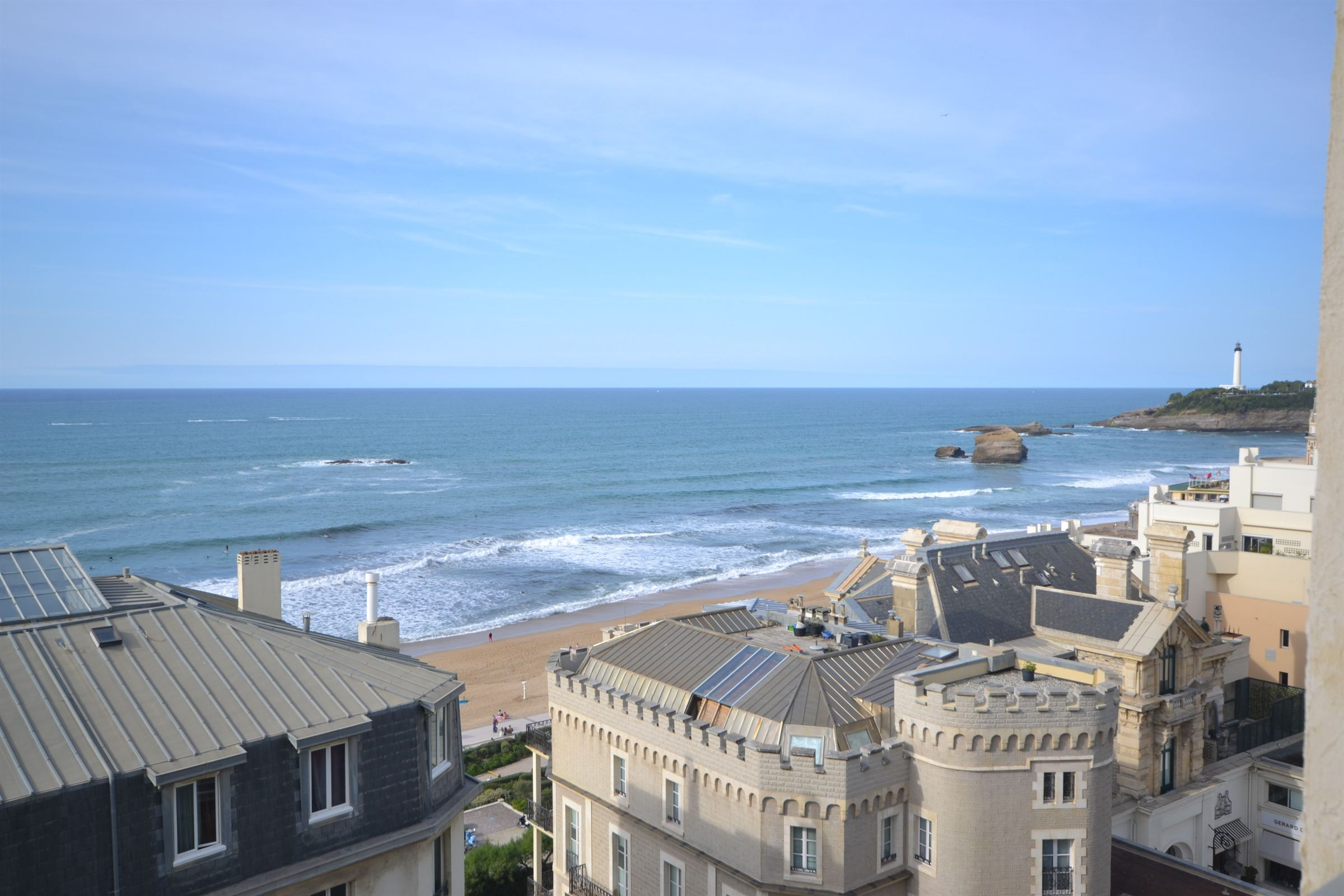 아파트 용 매매 에 BIARRITZ CENTER TOWN OCEAN VIEW Biarritz, 아키텐주, 64200 프랑스