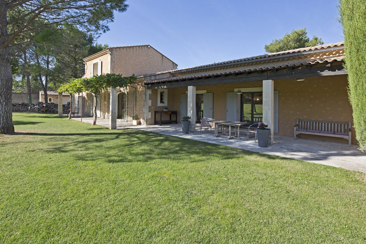 Property Of Property located 5 minutes from the center of Saint Remy de Provence