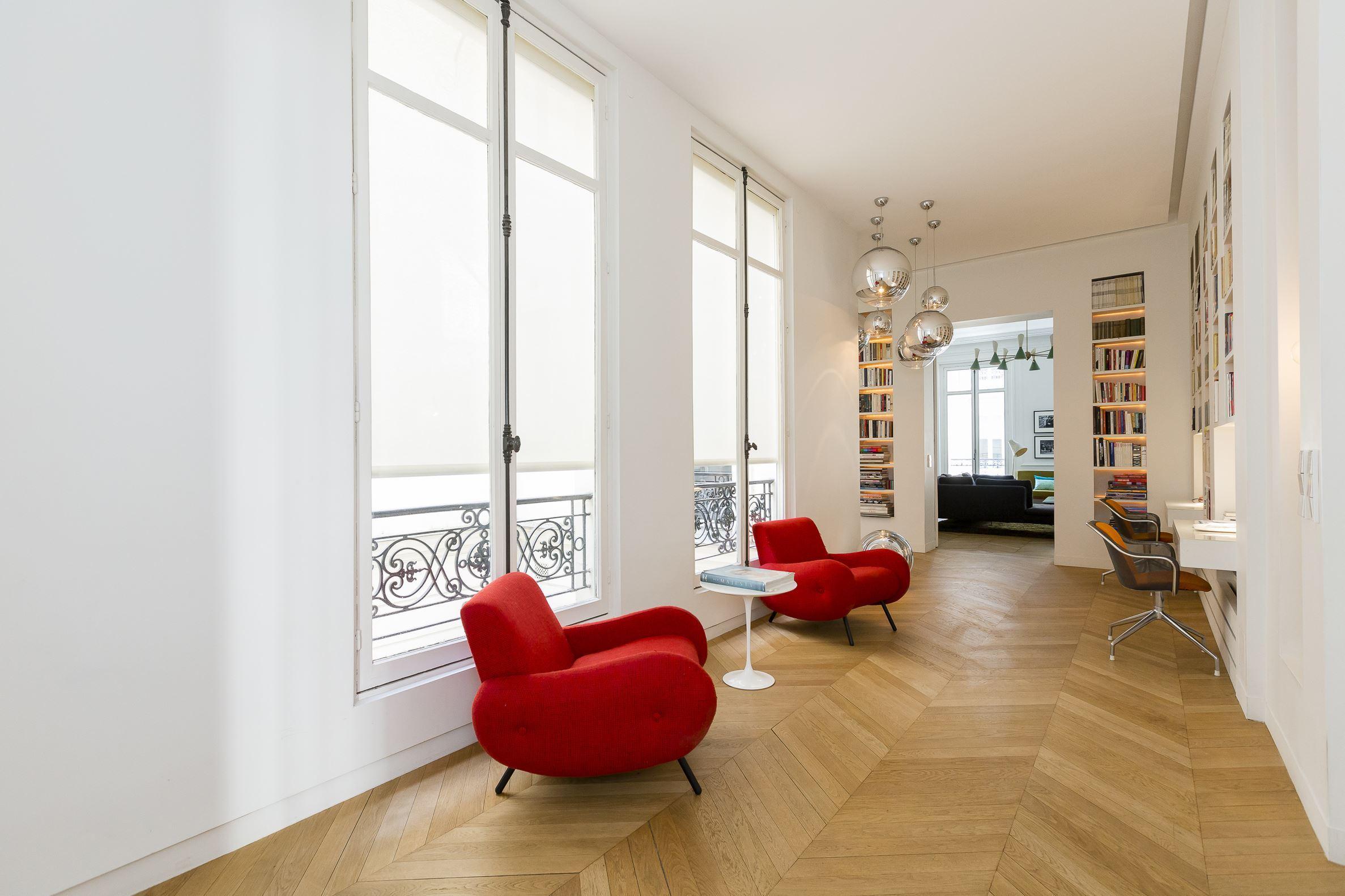 sales property at 75017 - Apartment for sale near Parc Monceau