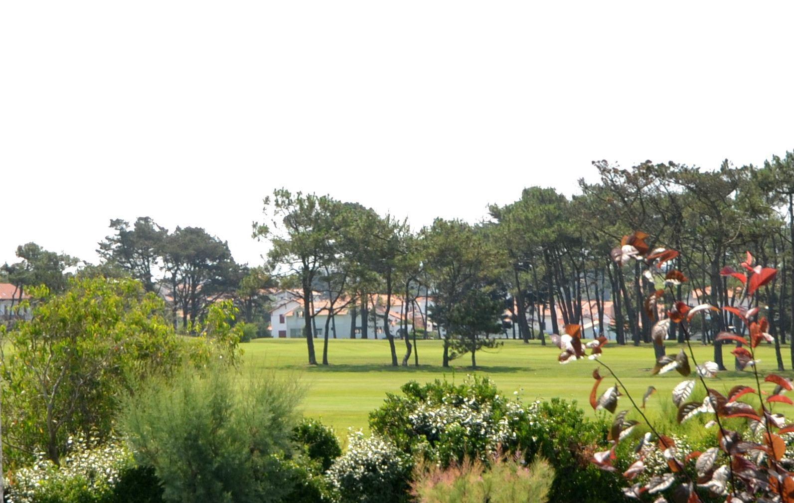 Частный односемейный дом для того Продажа на BIARRIZ LE GOLF / MIRAMAR Biarritz, Аквитания, 64200 Франция