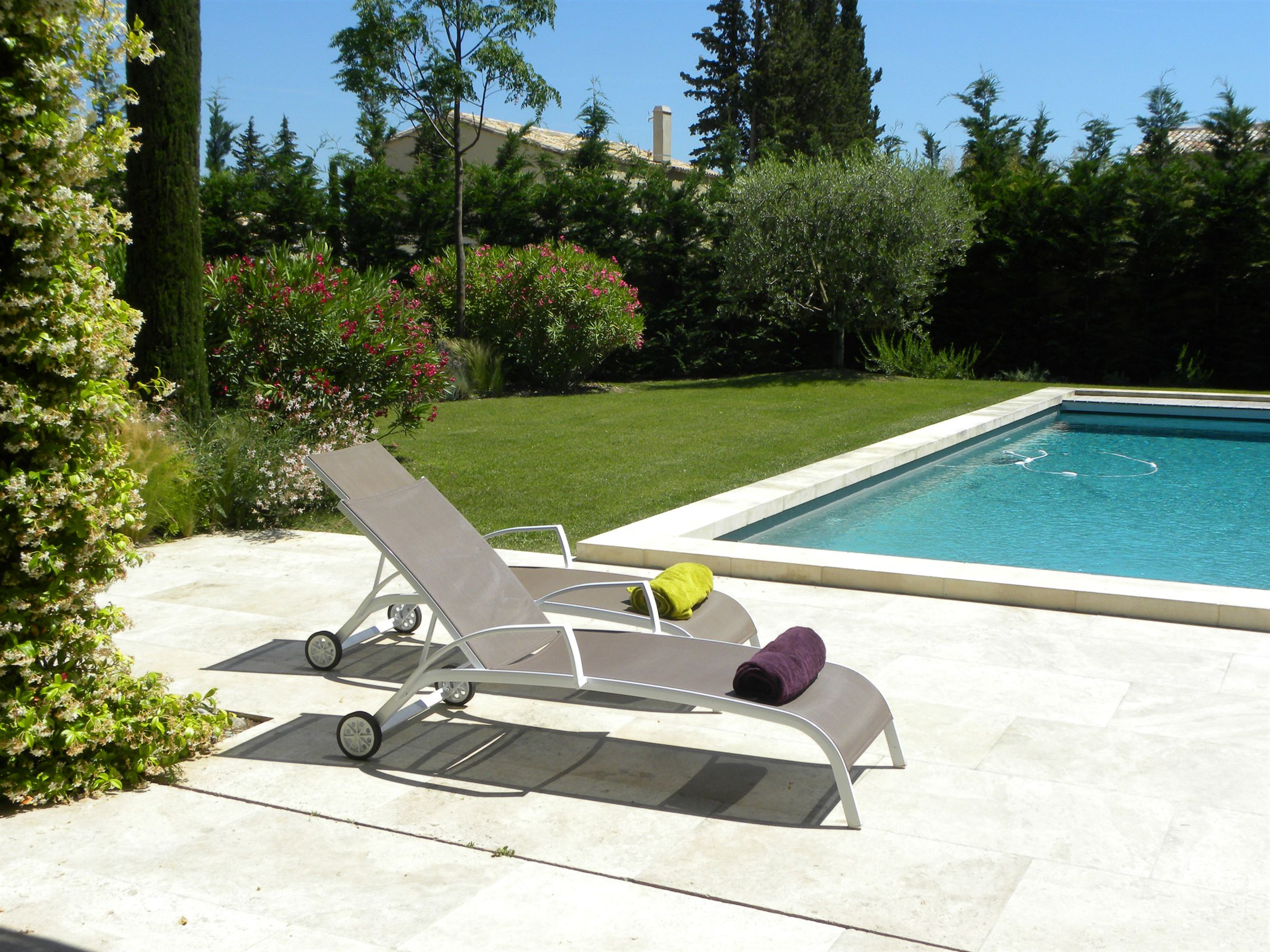 Property Of Charming renovated townhouse with swimming pool in Provence