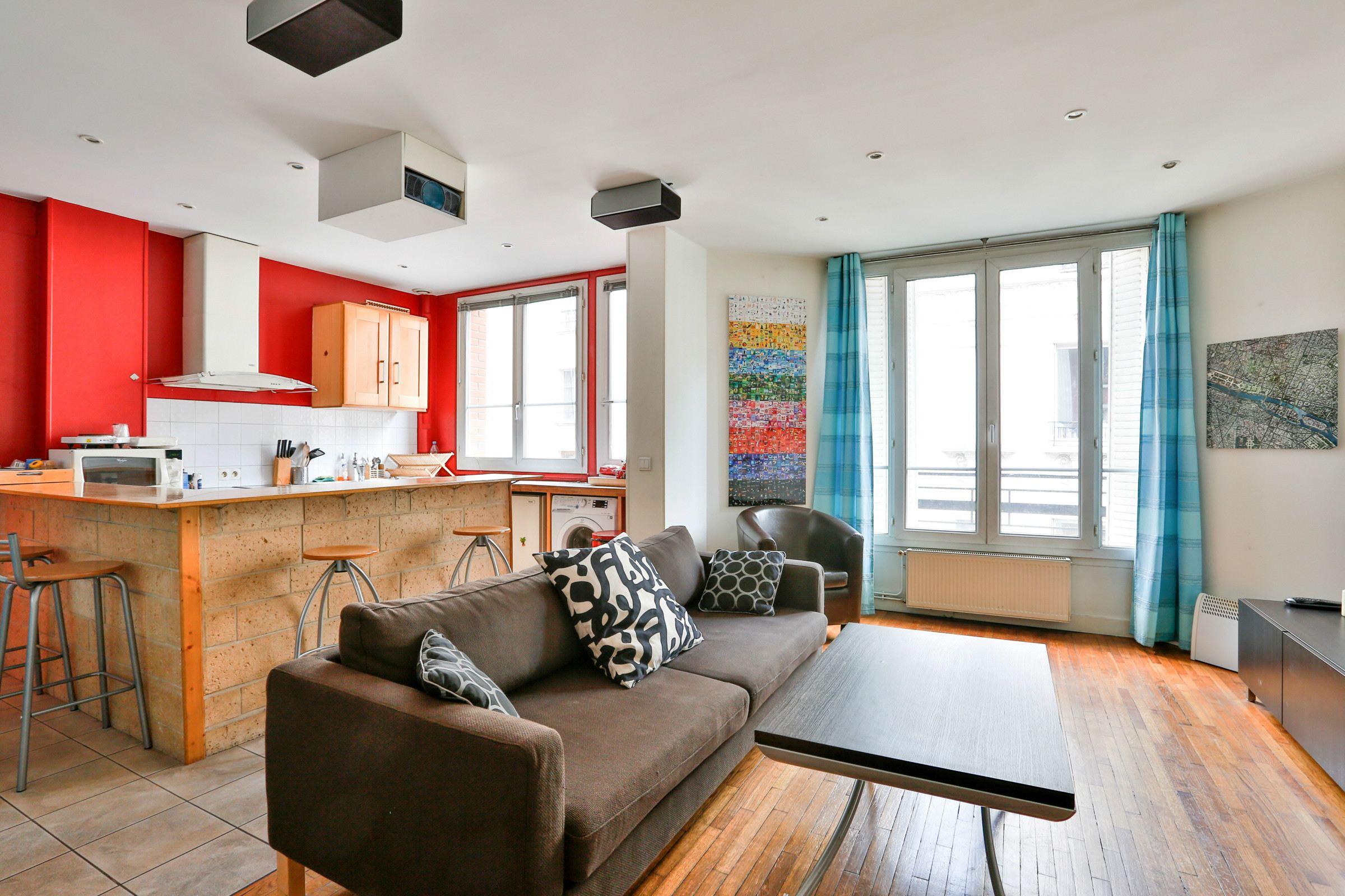 Apartamento para Venda às Paris 2 - Sentier. A 2 rooms apartment Paris, Paris 75002 França