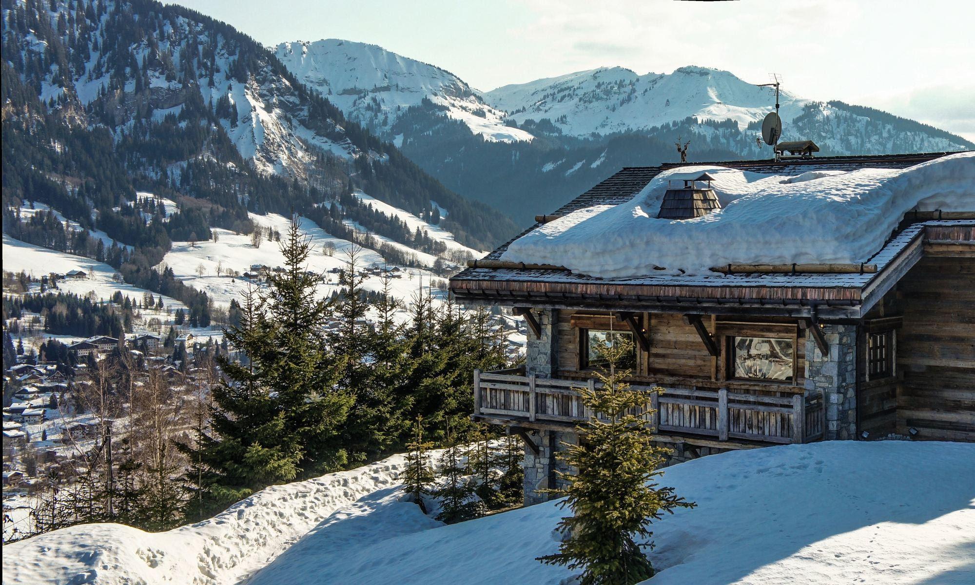 Property For Sale at Jaillet Megève Chalet Come