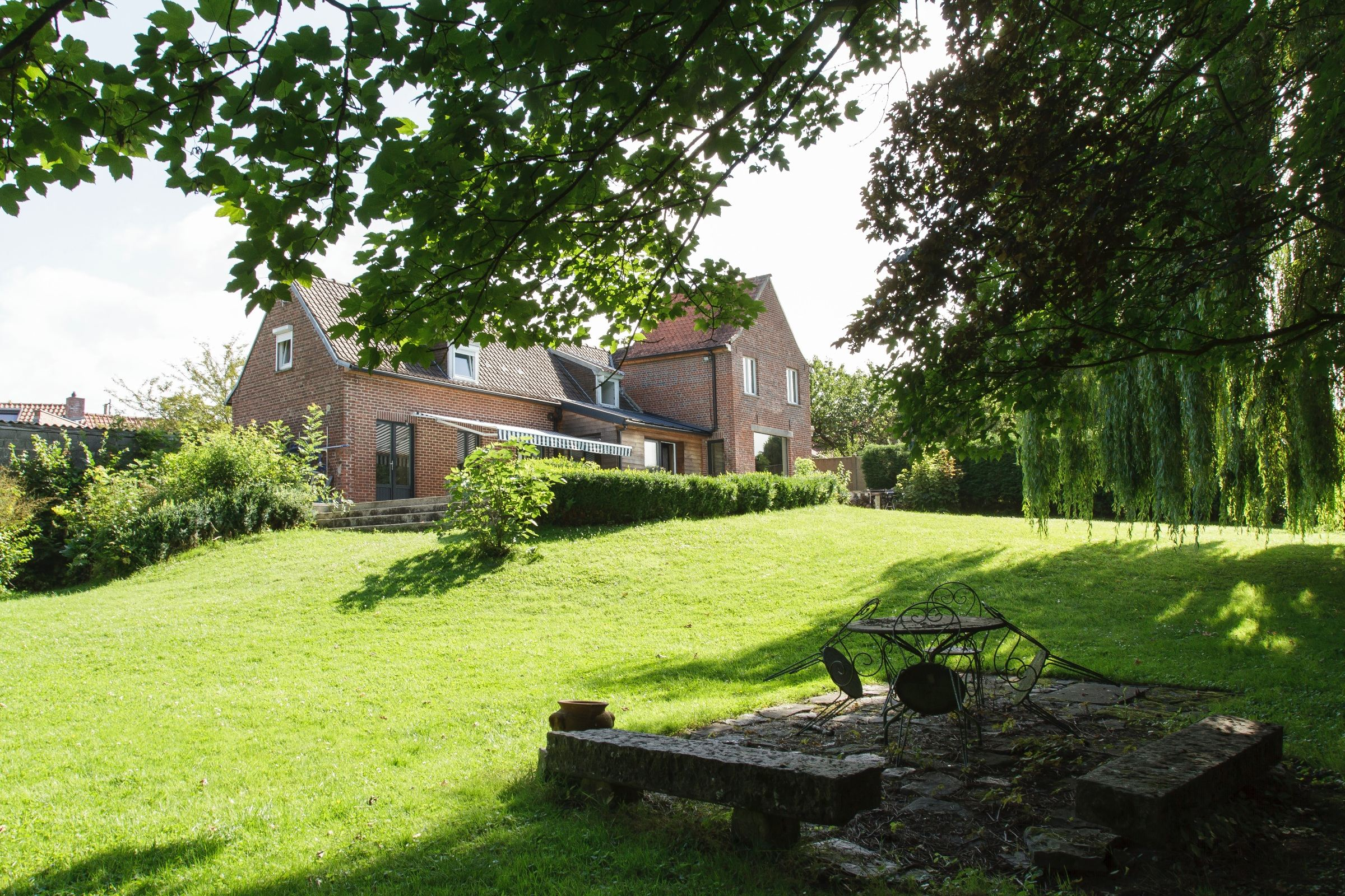 Property For Sale at CYSOING, charming farmhouse 241 m2 hab 5 bedrooms